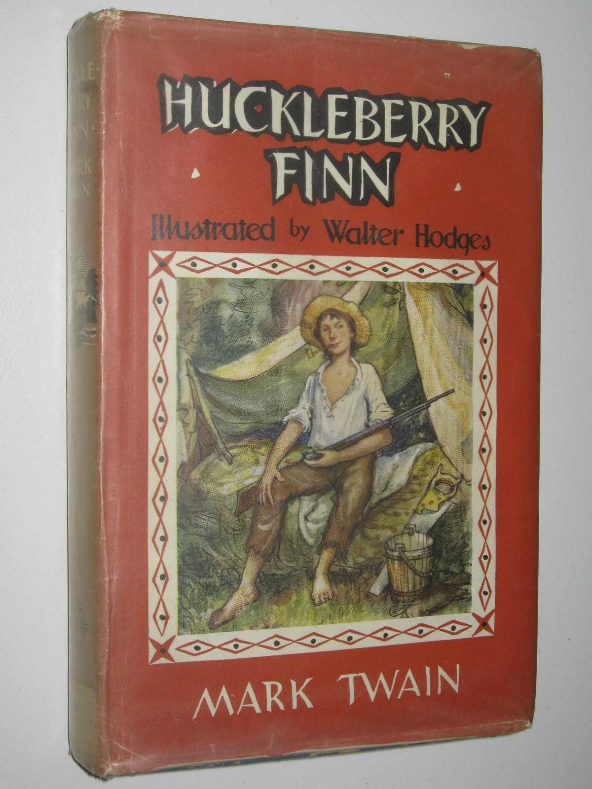 Image for Huckleberry Finn