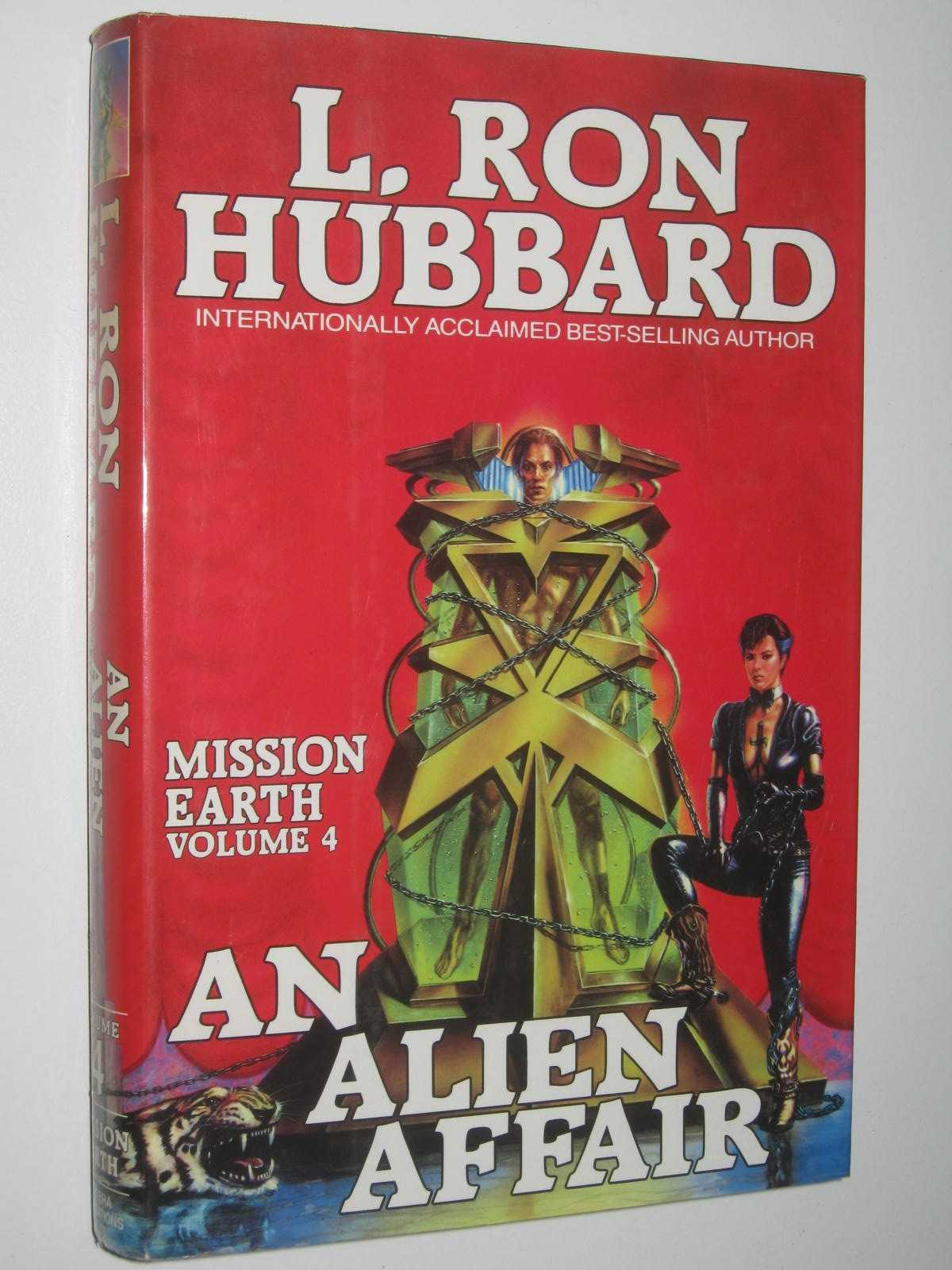 Image for An Alien Affair - Mission Earth Series #4