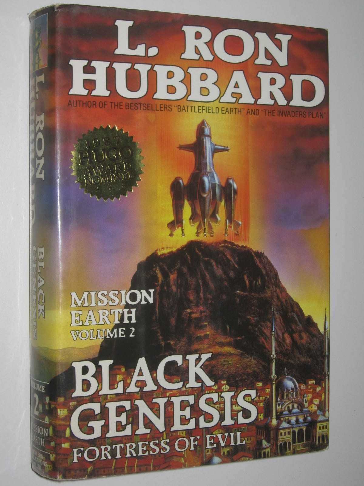 Image for Black Genesis - Mission Earth Series #2