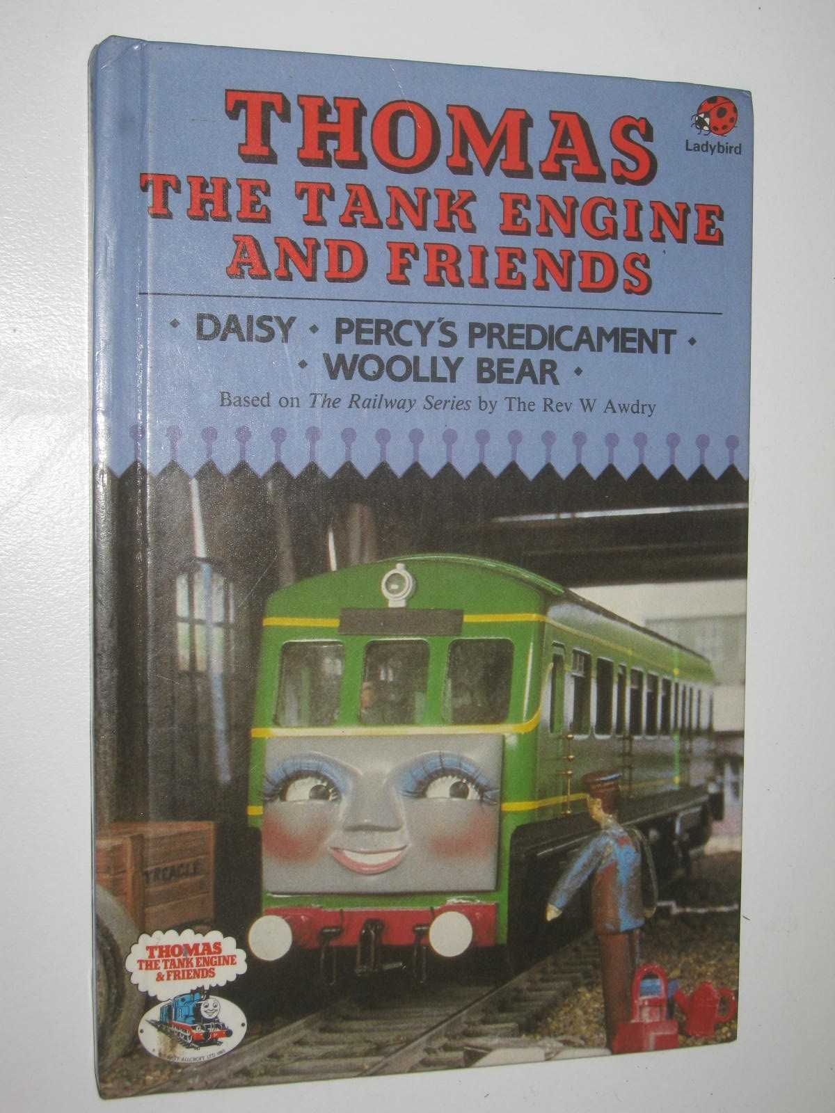 Image for Daisy; Percy's Predicment; Woolly Bear - Thomas the Tank Engine and Friends Series