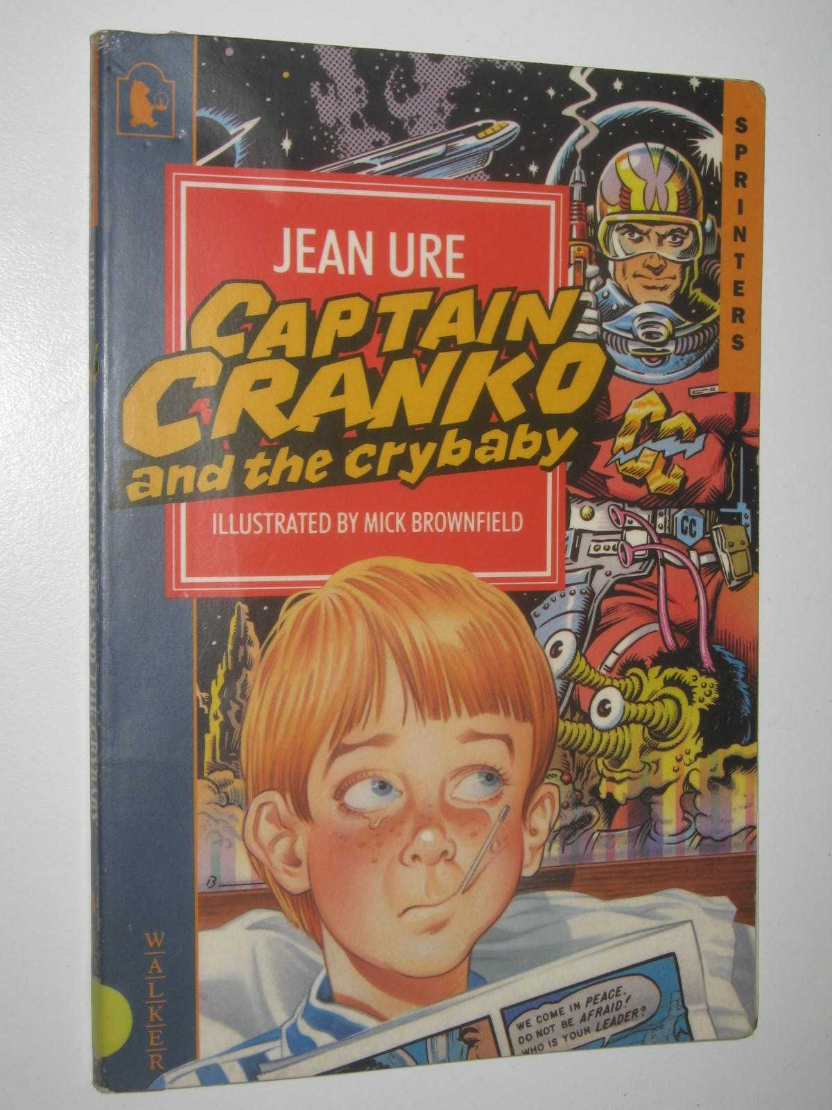 Image for Captain Cranko And The Cry Baby