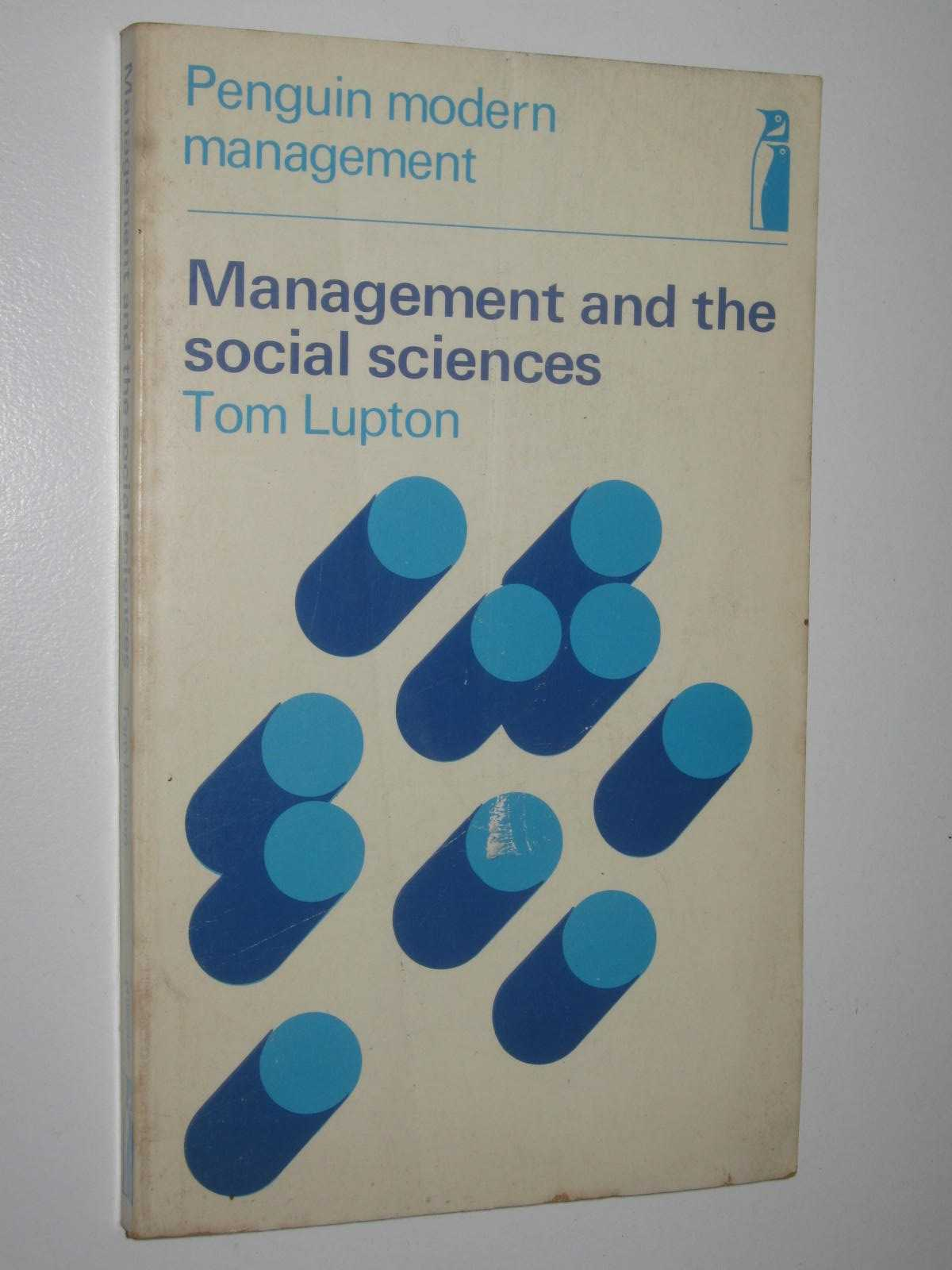 Image for Management and the Social Sciences