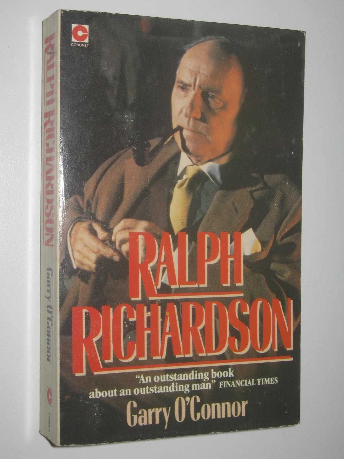 Image for Ralph Richardson: An Actor's Life