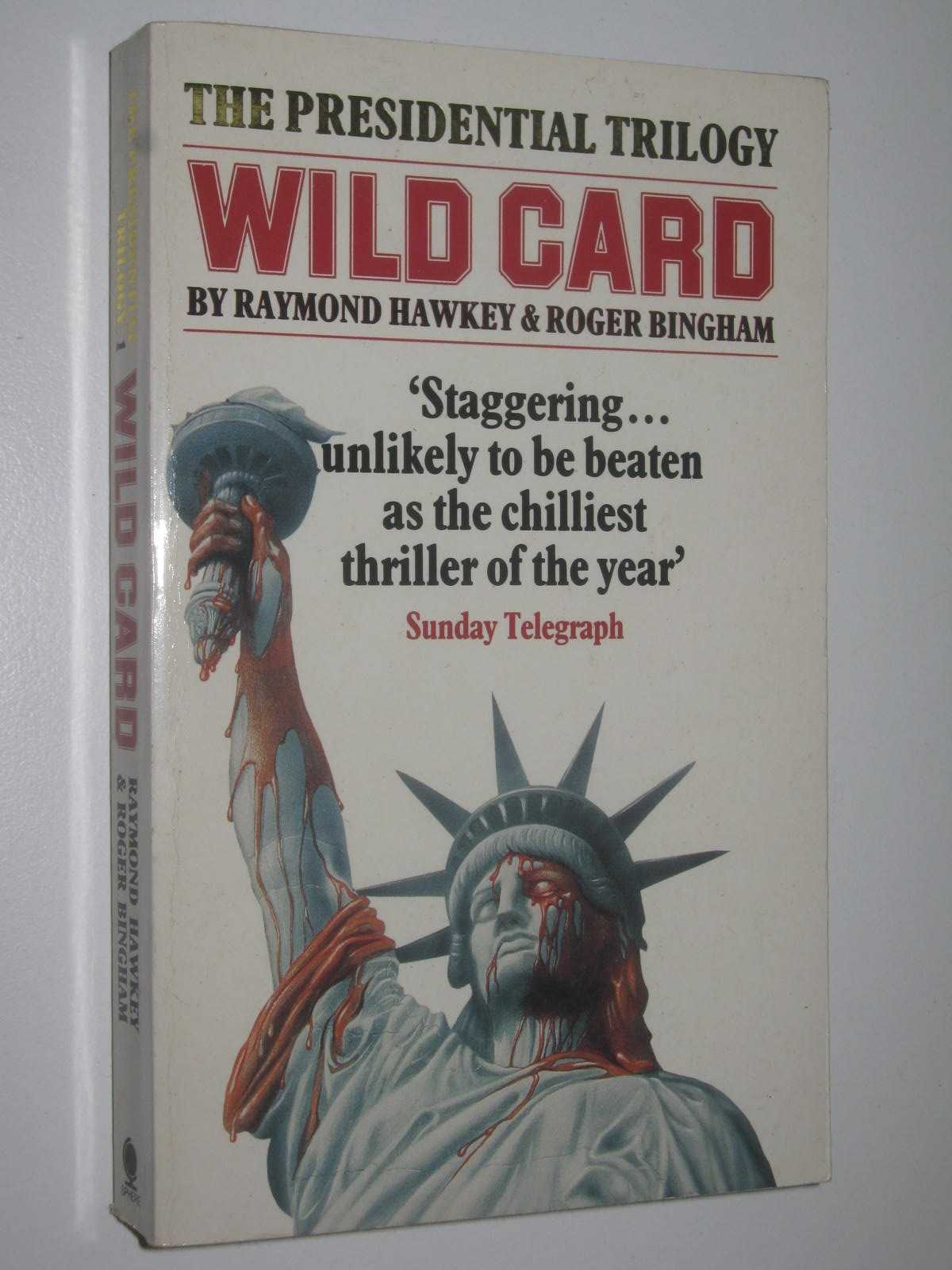 Image for Wild Card - The Presidential Trilogy #1