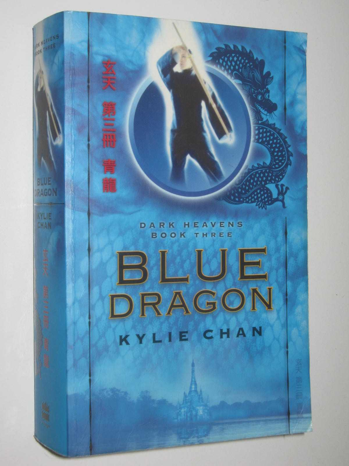 Image for Blue Dragon - Dark Heavens Series #3