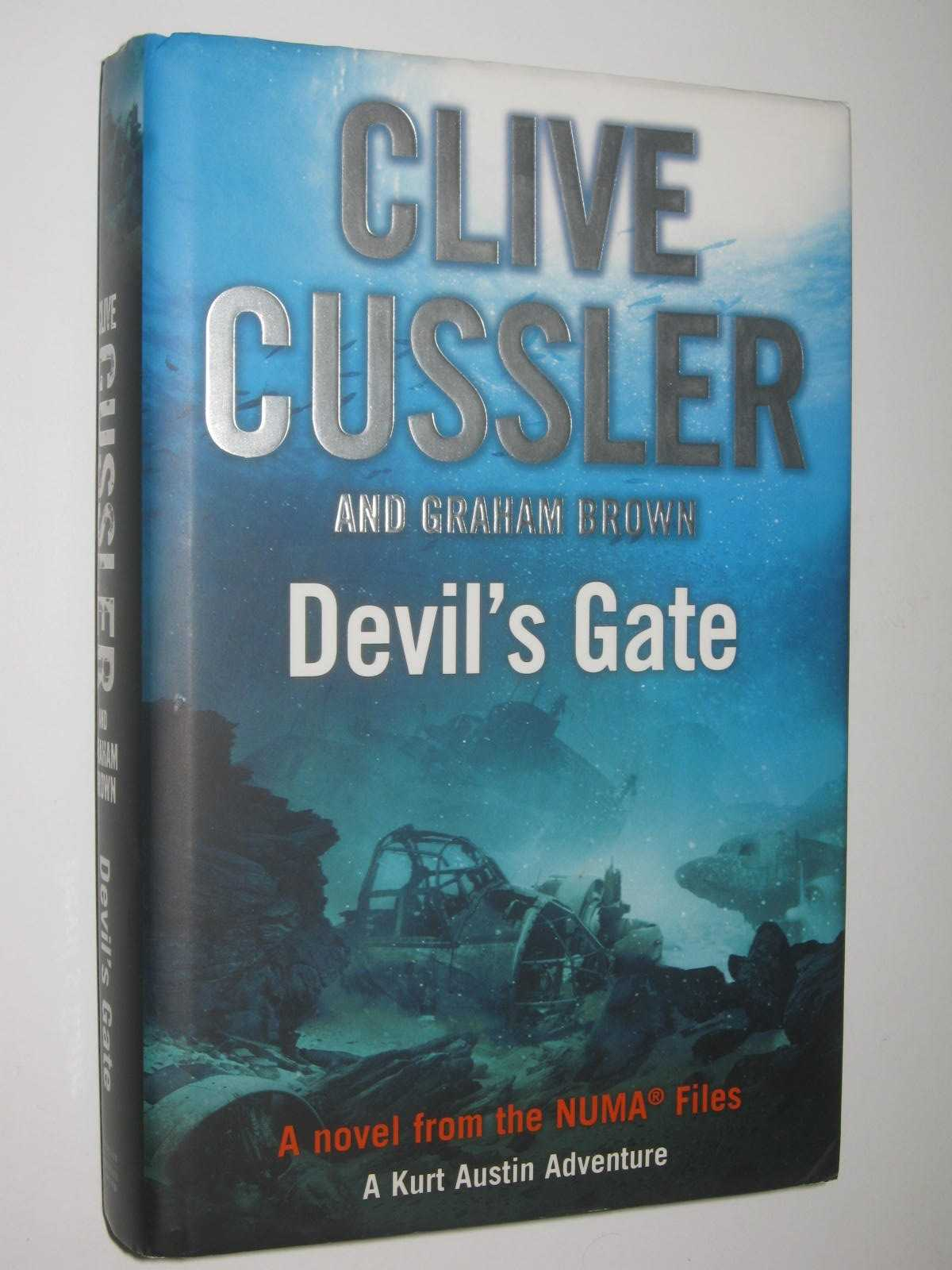 Image for Devil's Gate - NUMA Files #9