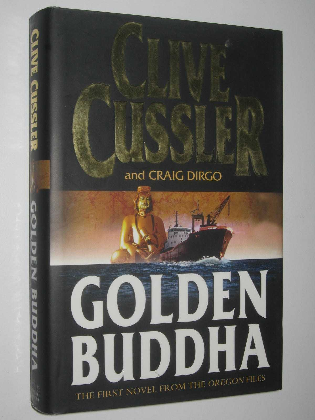 Image for Golden Buddha - Oregon Files #1