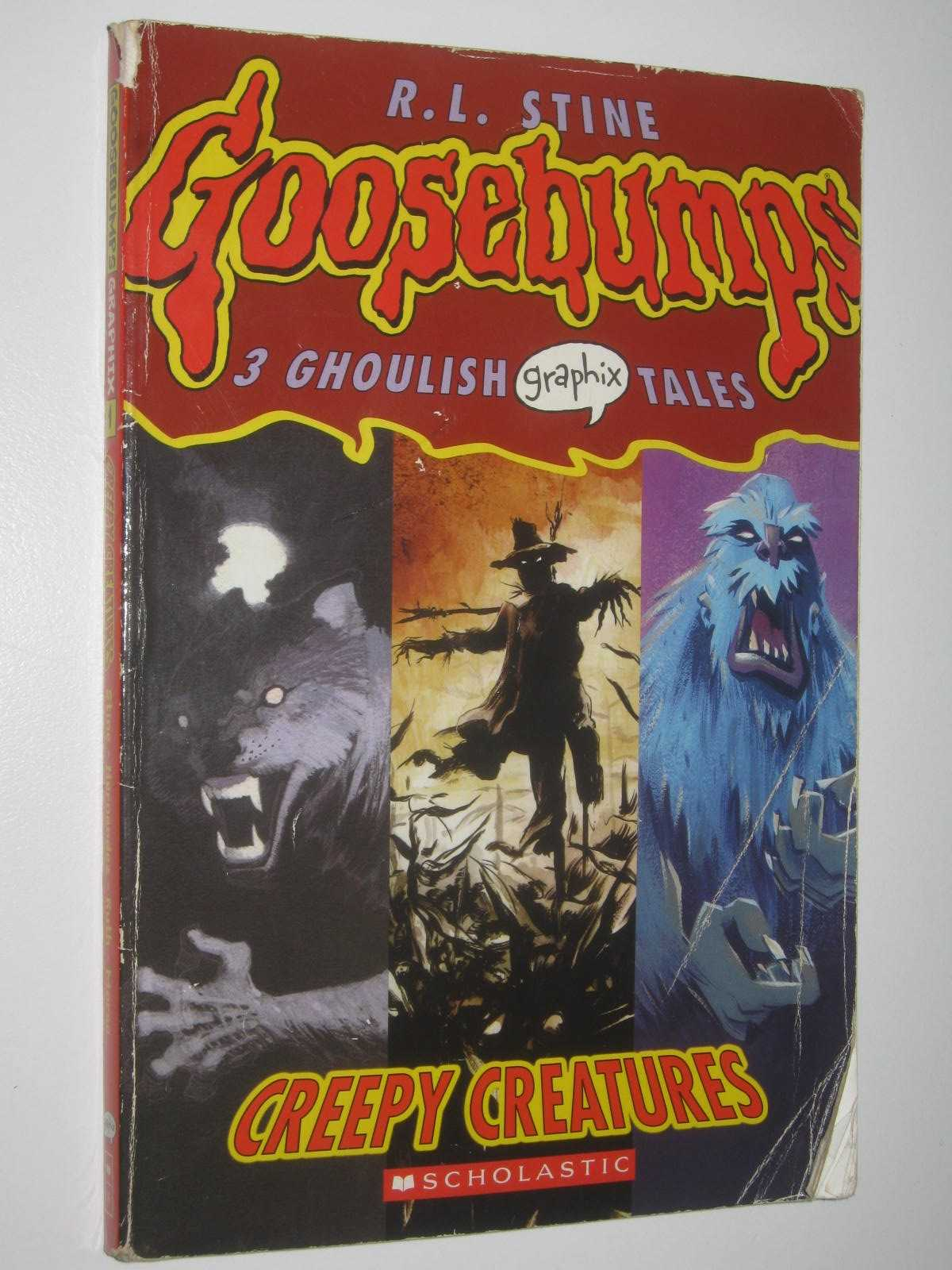 Image for Creepy Creatures - Goosebumps Graphix Series #1