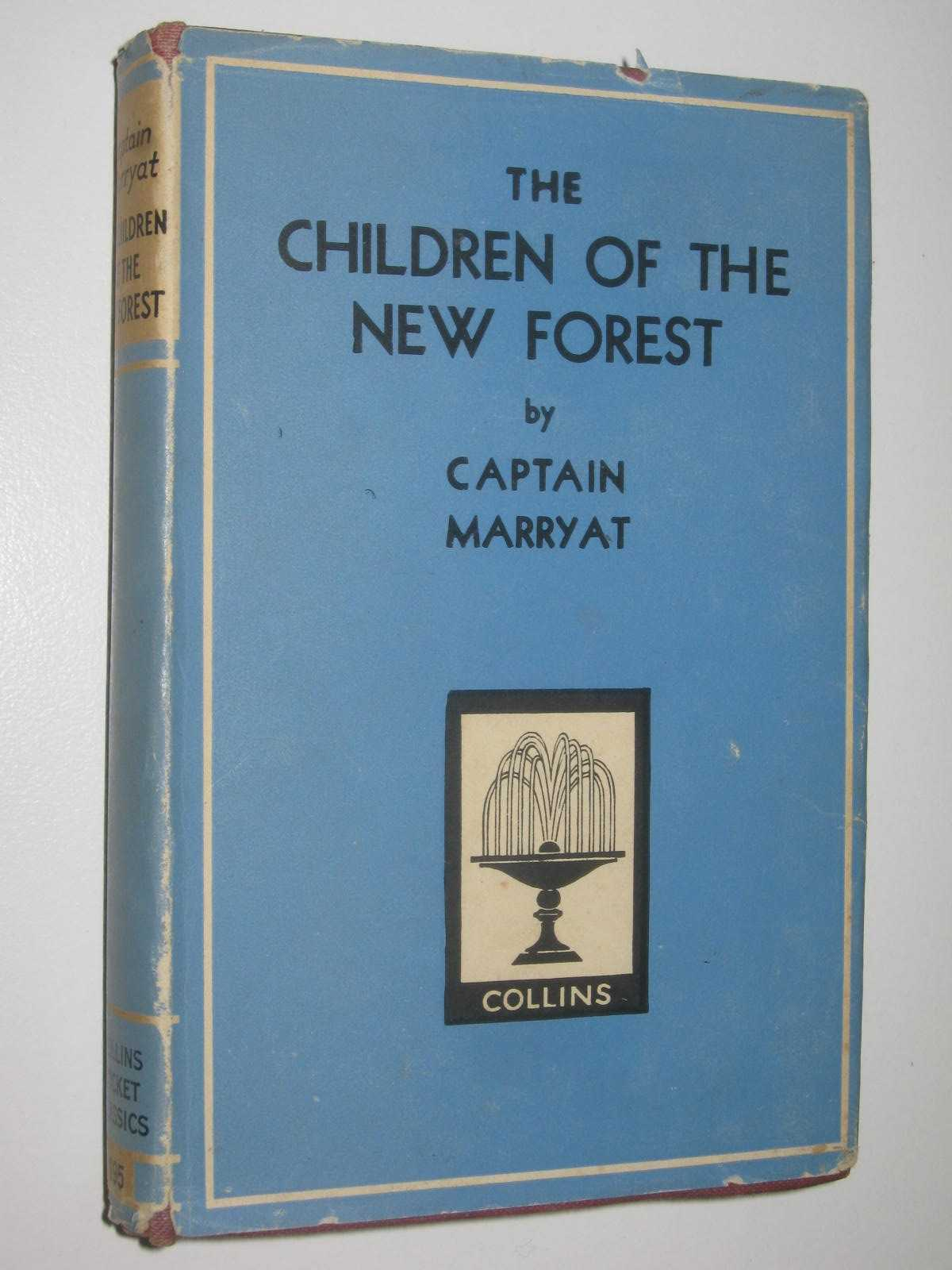 Image for The Children of the New Forest