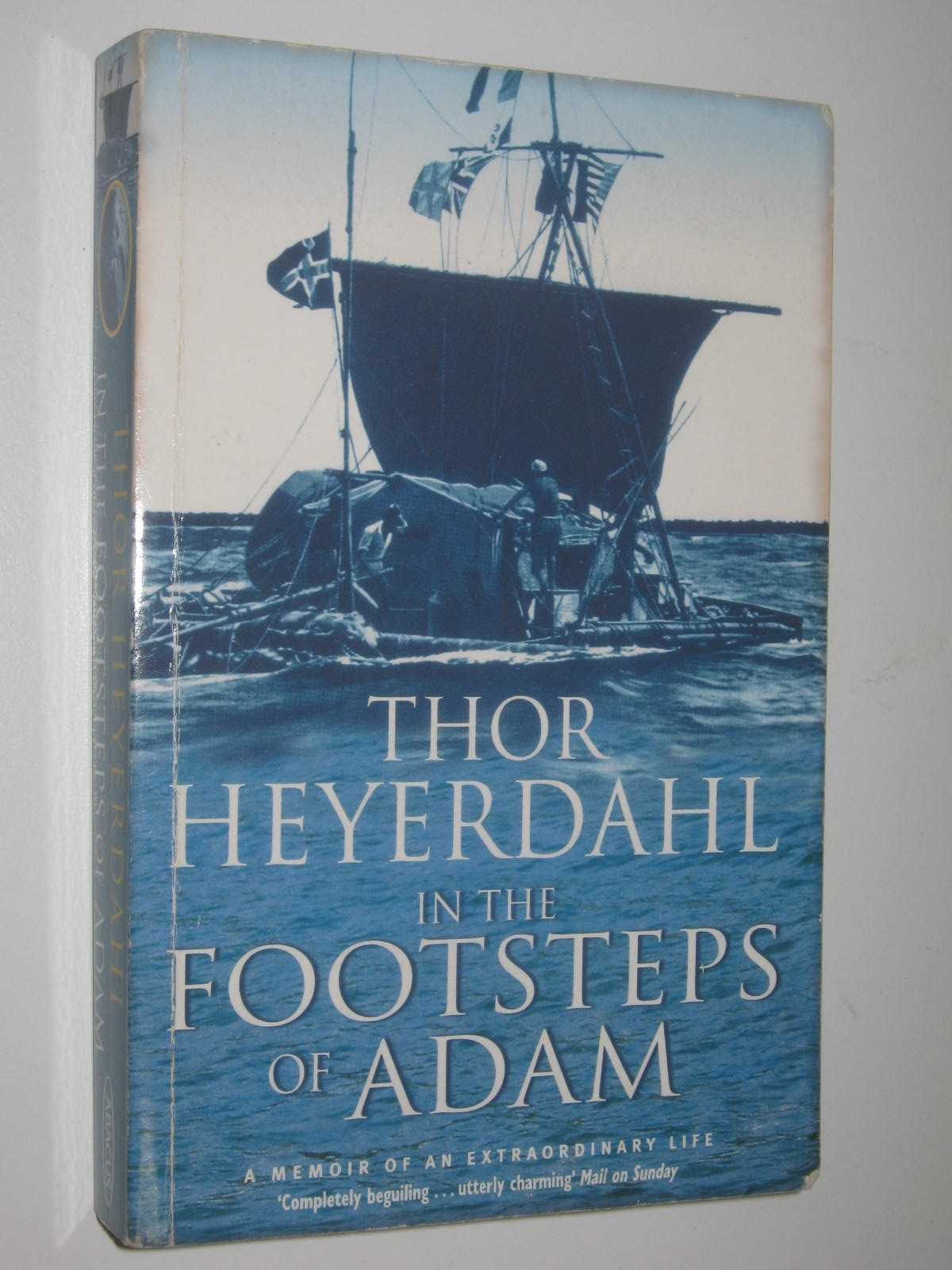 Image for In the Footsteps of Adam