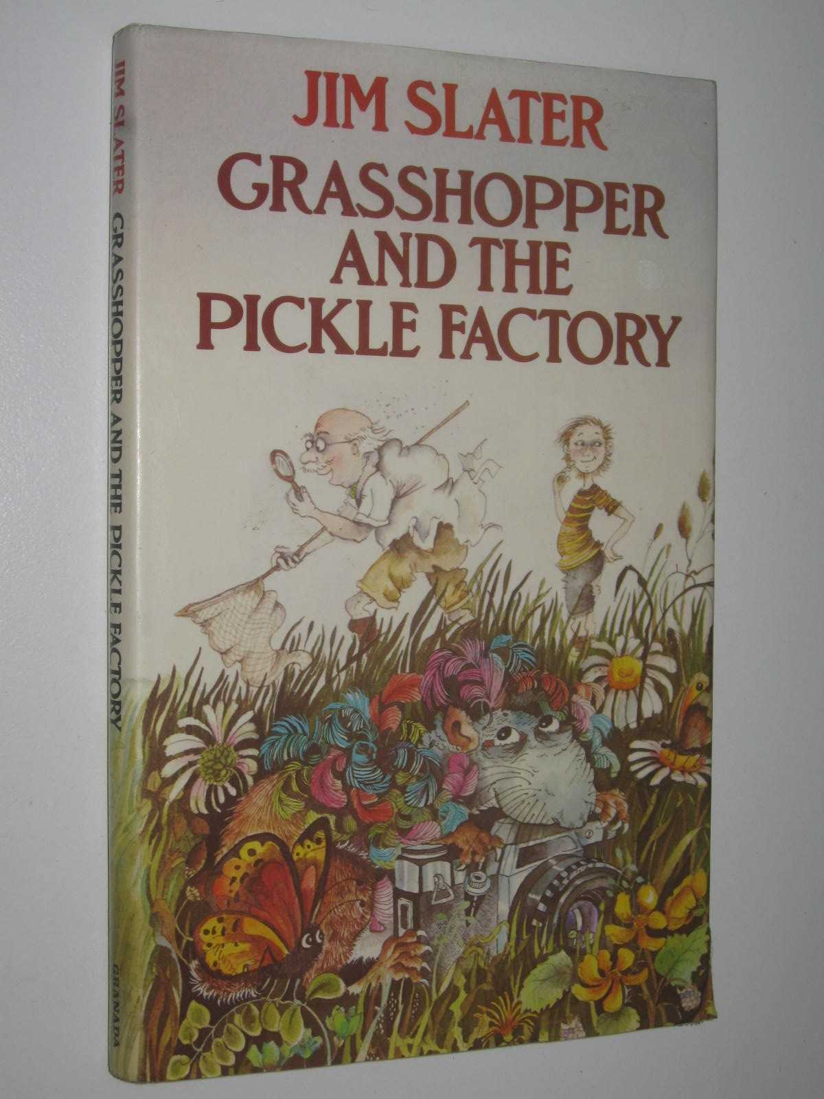 Image for Grasshopper and the Pickle Factory