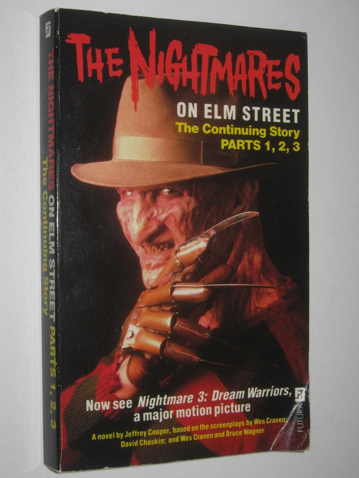 Image for The Nightmares on Elm Street : Parts 1, 2, 3 the Continuing Story