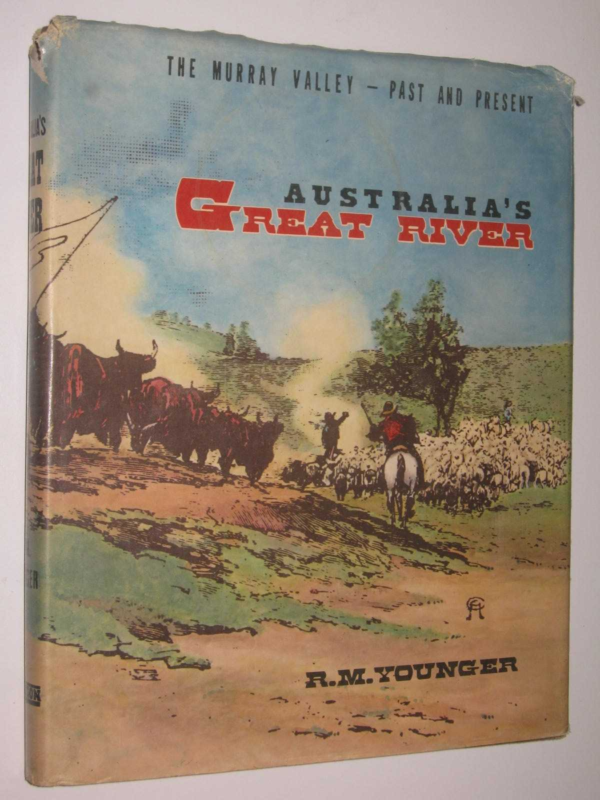 Image for Australia's Great River : The Murray Valley - Past and Present