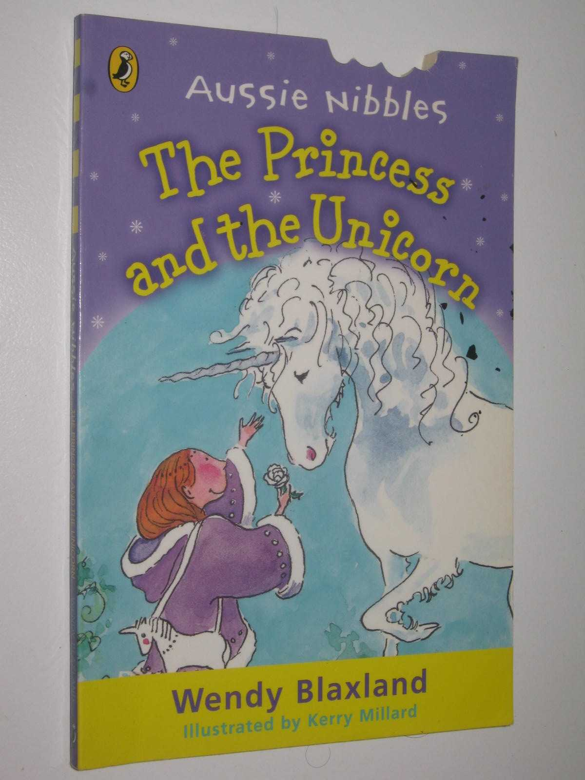 Image for The Princess and the Unicorn - Aussie Nibbles Series