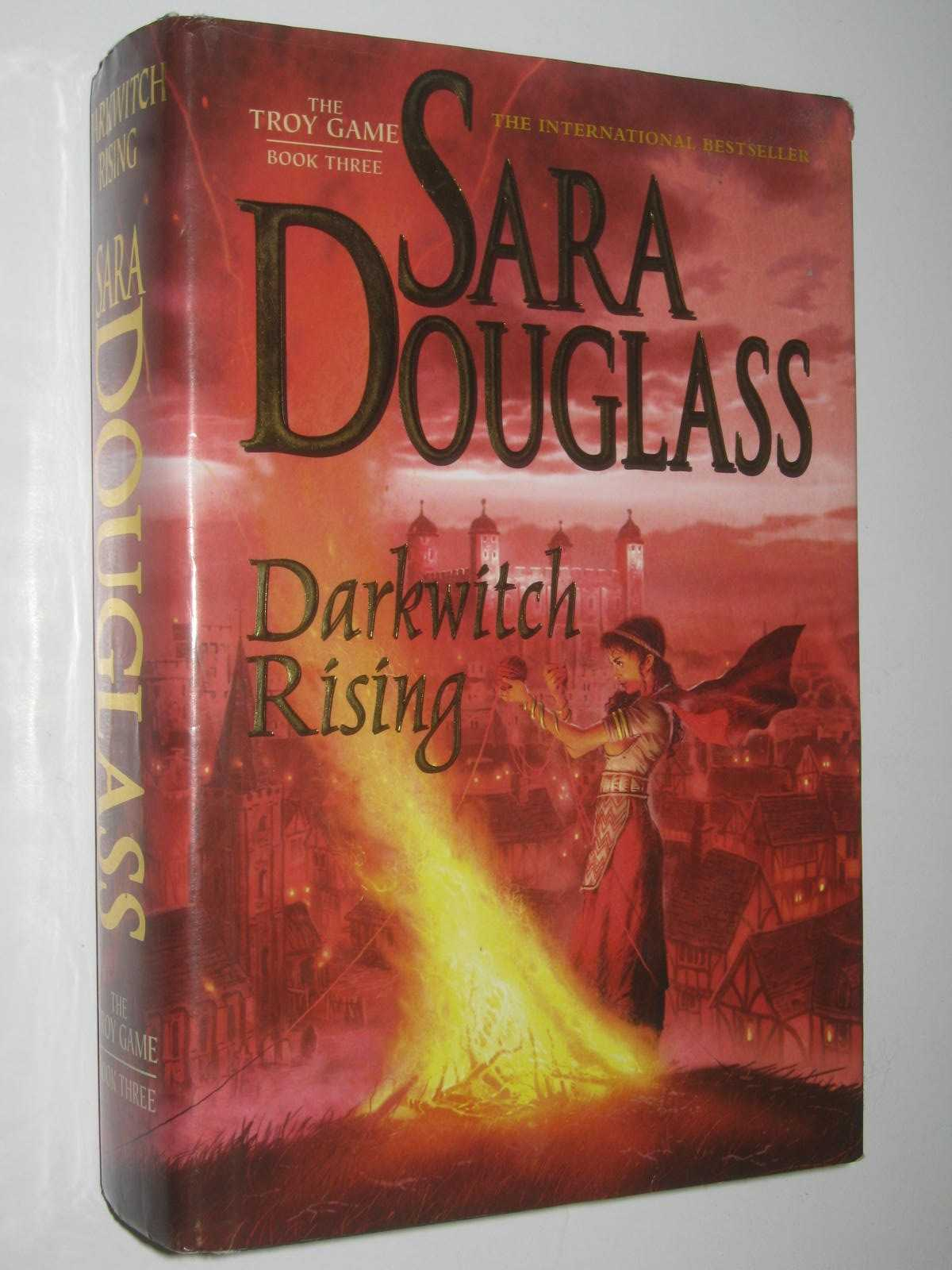 Image for Darkwitch Rising - The Troy Game Series #3