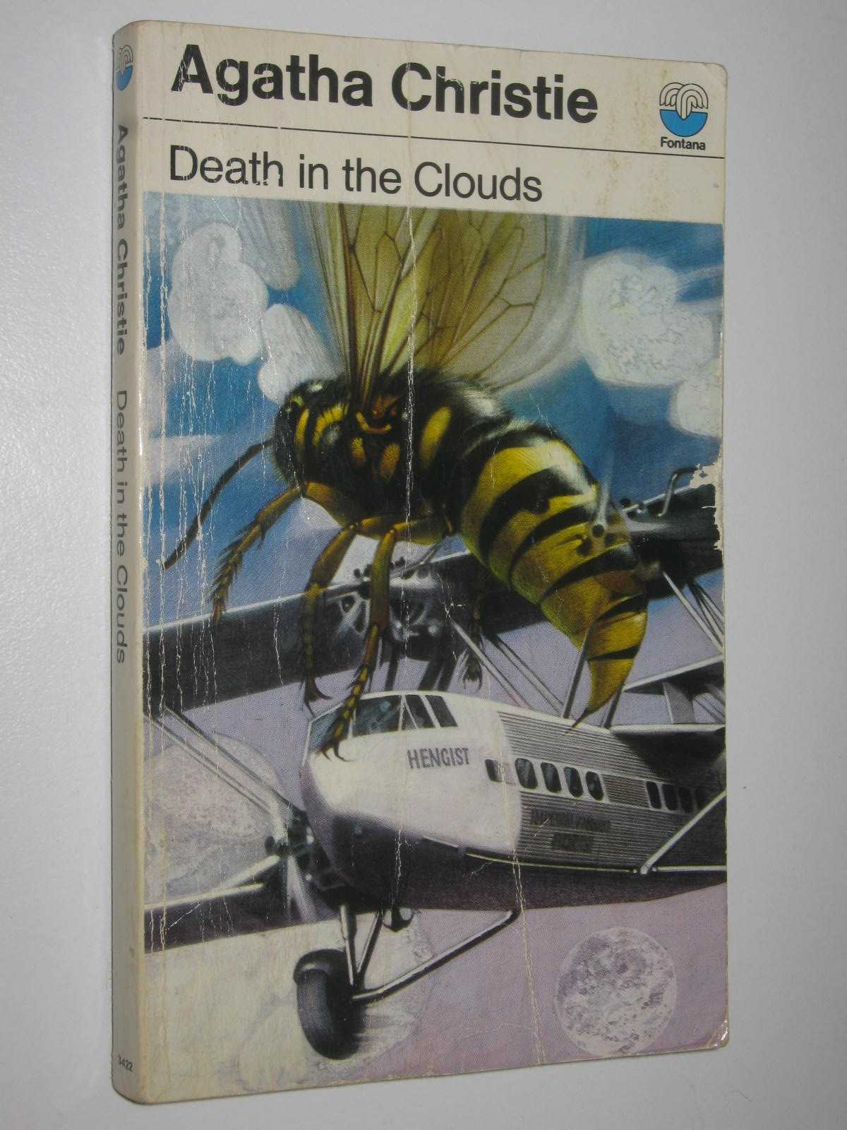 Image for Death in the Clouds