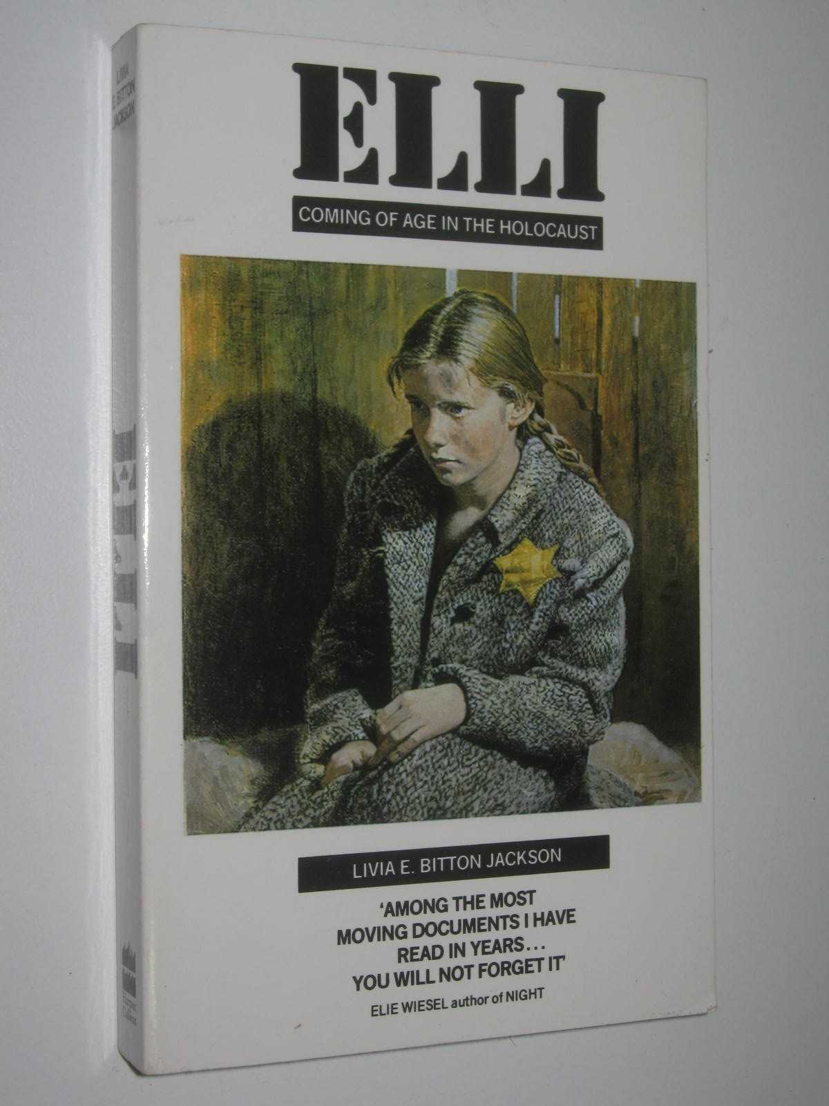 Image for Elli : Coming of Age in the Holocaust