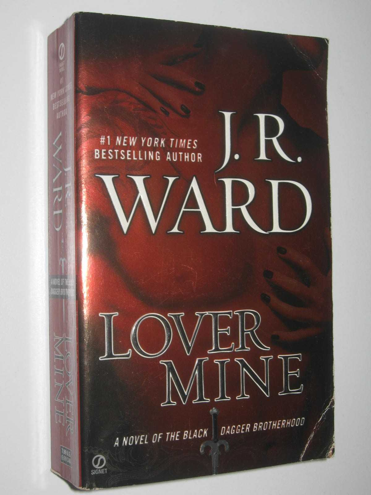 Image for Lover Mine - Black Dagger Brotherhood Series #8