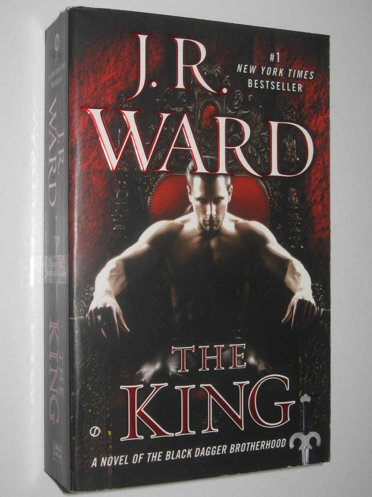 Image for The King - Black Dagger Brotherhood Series #12