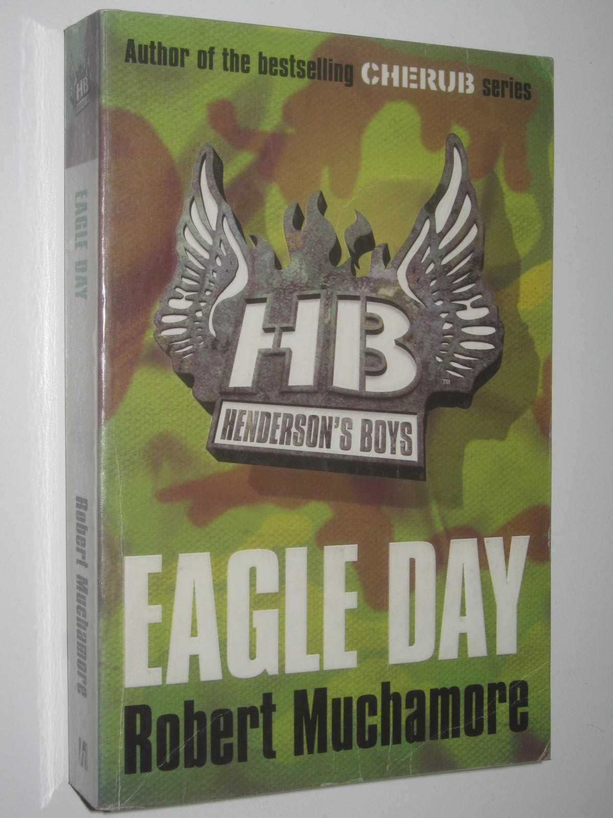 Image for Eagle Day - Henderson's Boys Series #2