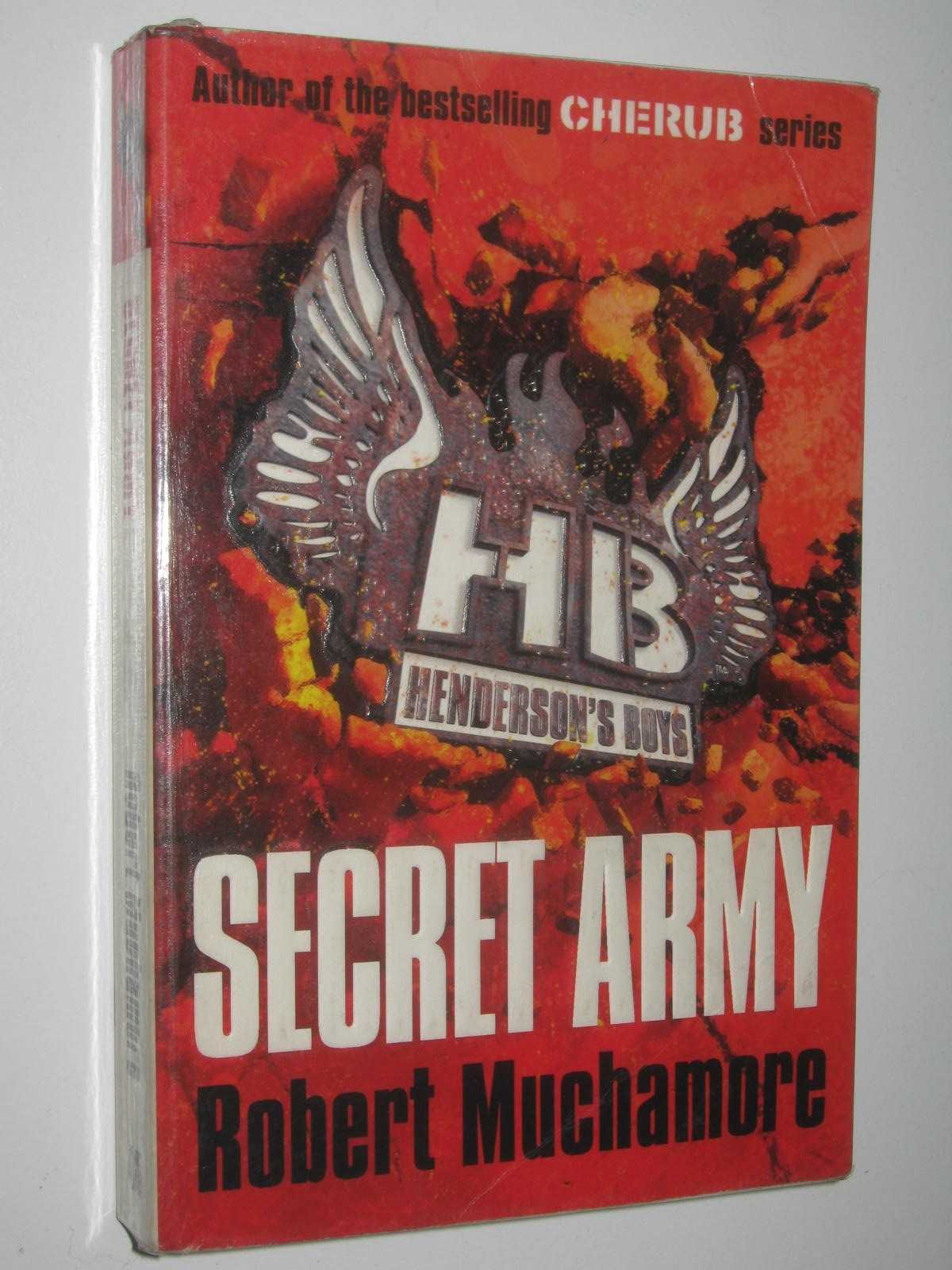 Image for Secret Army - Henderson's Boys Series #3