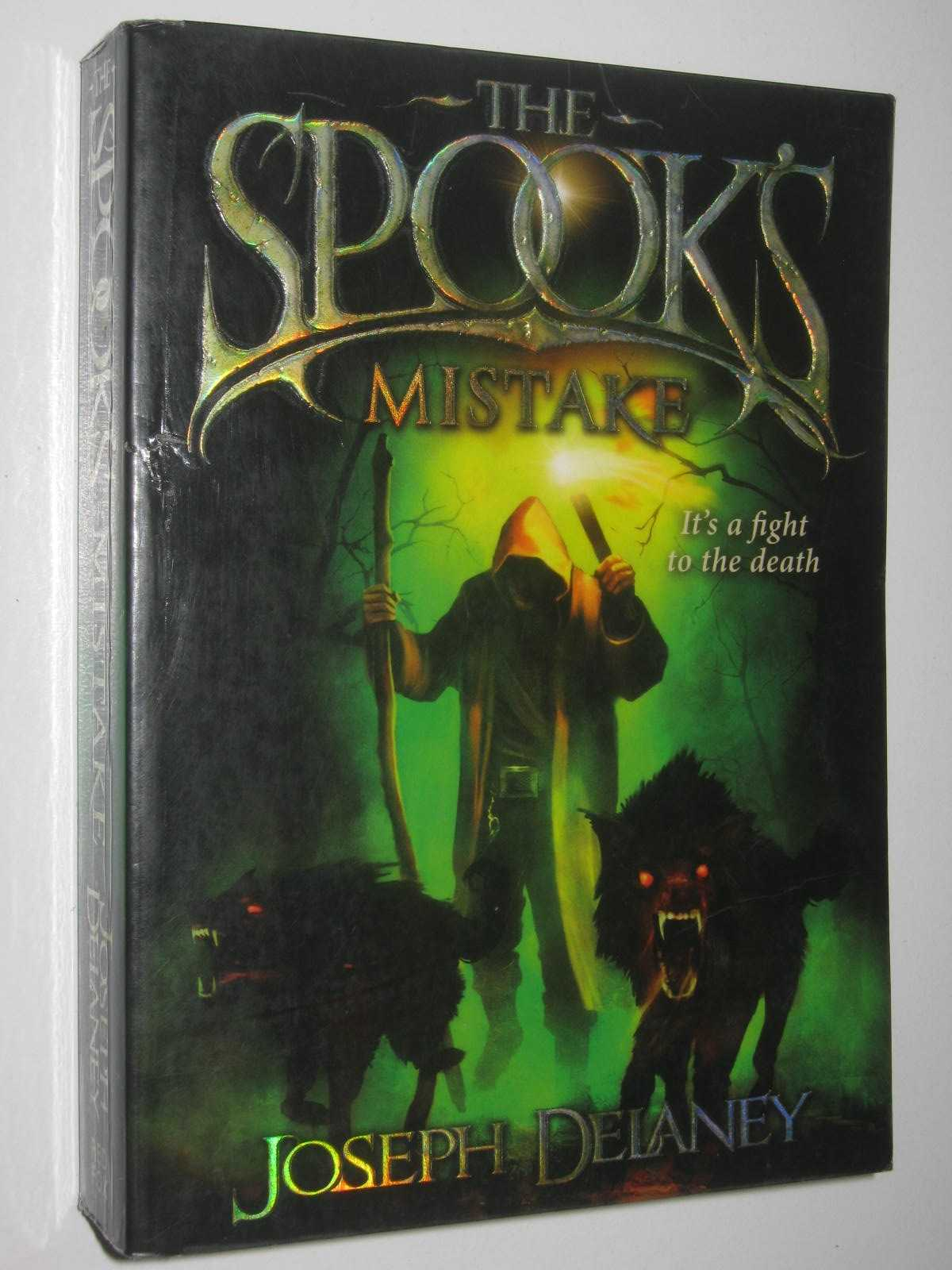Image for The Spook's Mistake - Wardstone Chronicles #5