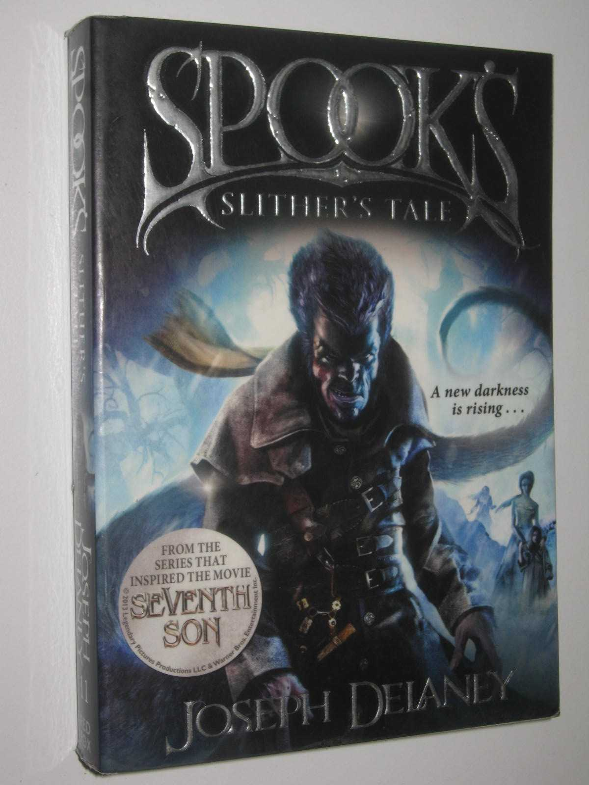 Image for Spook's: Slither's Tale - Wardstone Chronicles #11