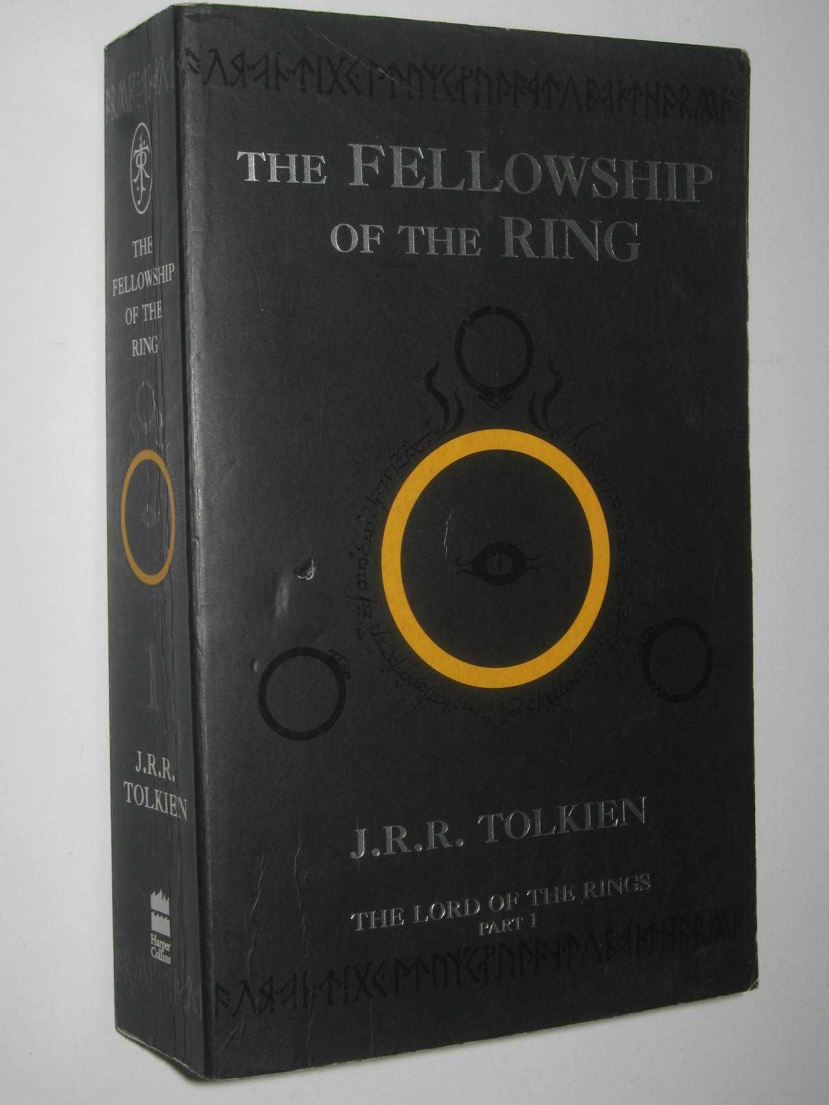 Image for The Fellowship of the Ring - Lord of the Rings Part #1