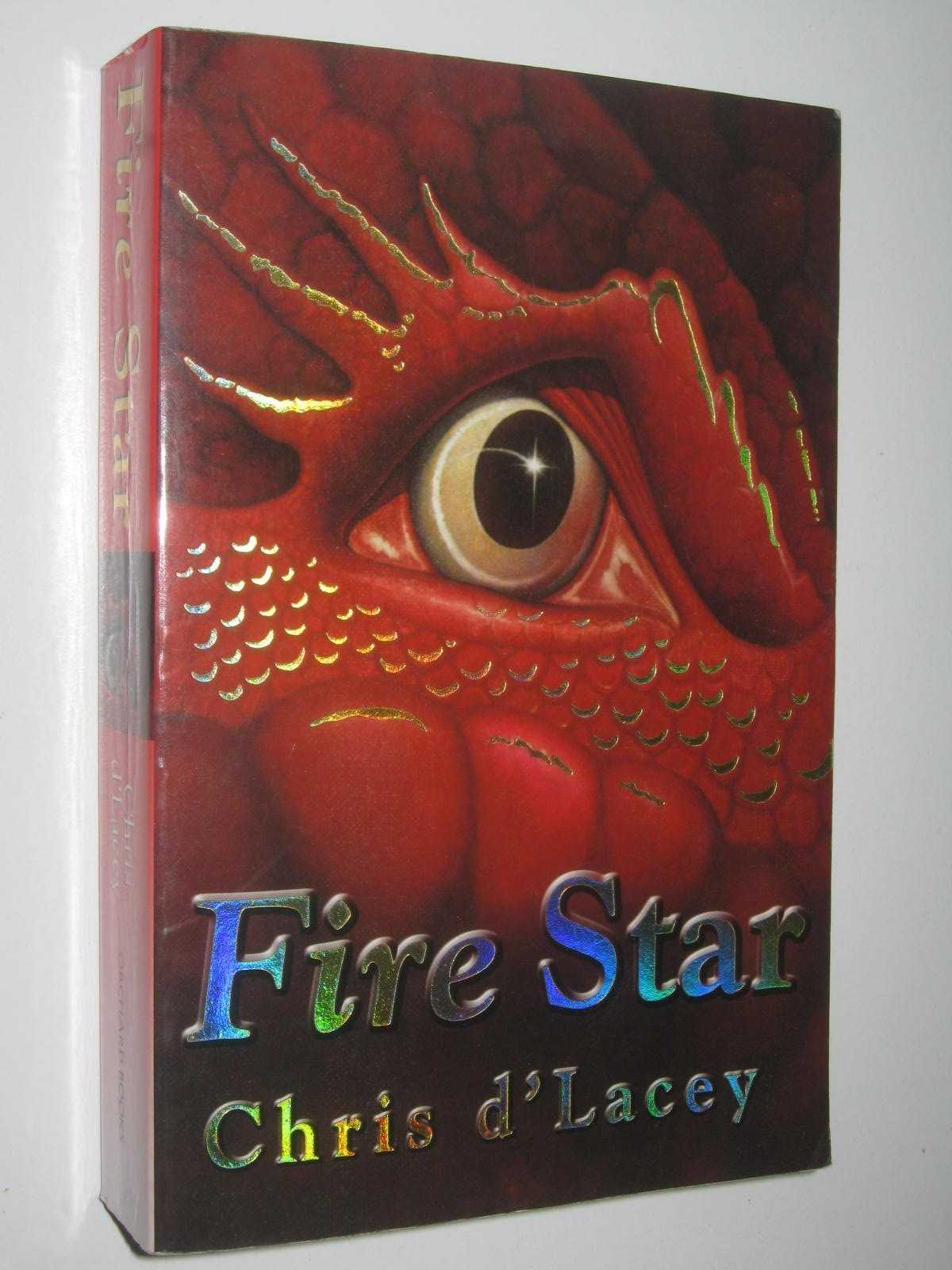 Image for Fire Star - Last Dragon Chronicles #3
