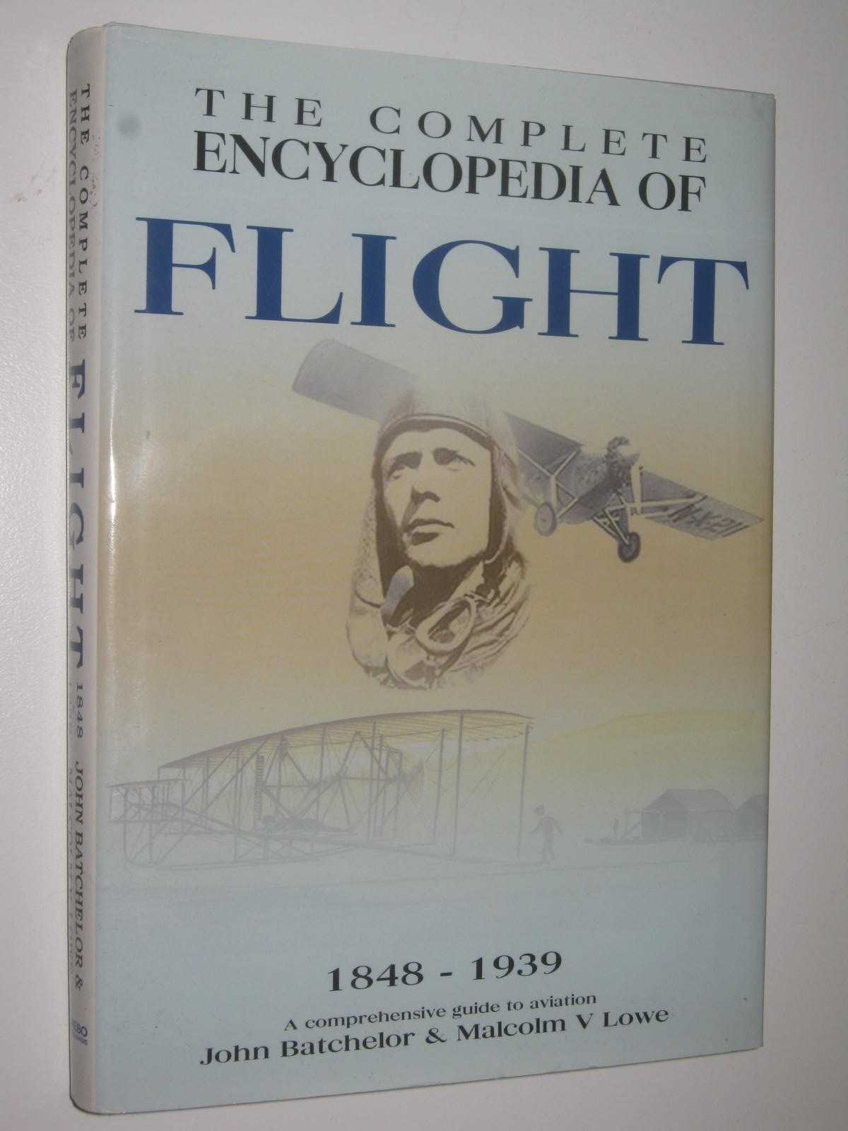 Image for The Complete Encyclopdedia of Flight 1848-1939