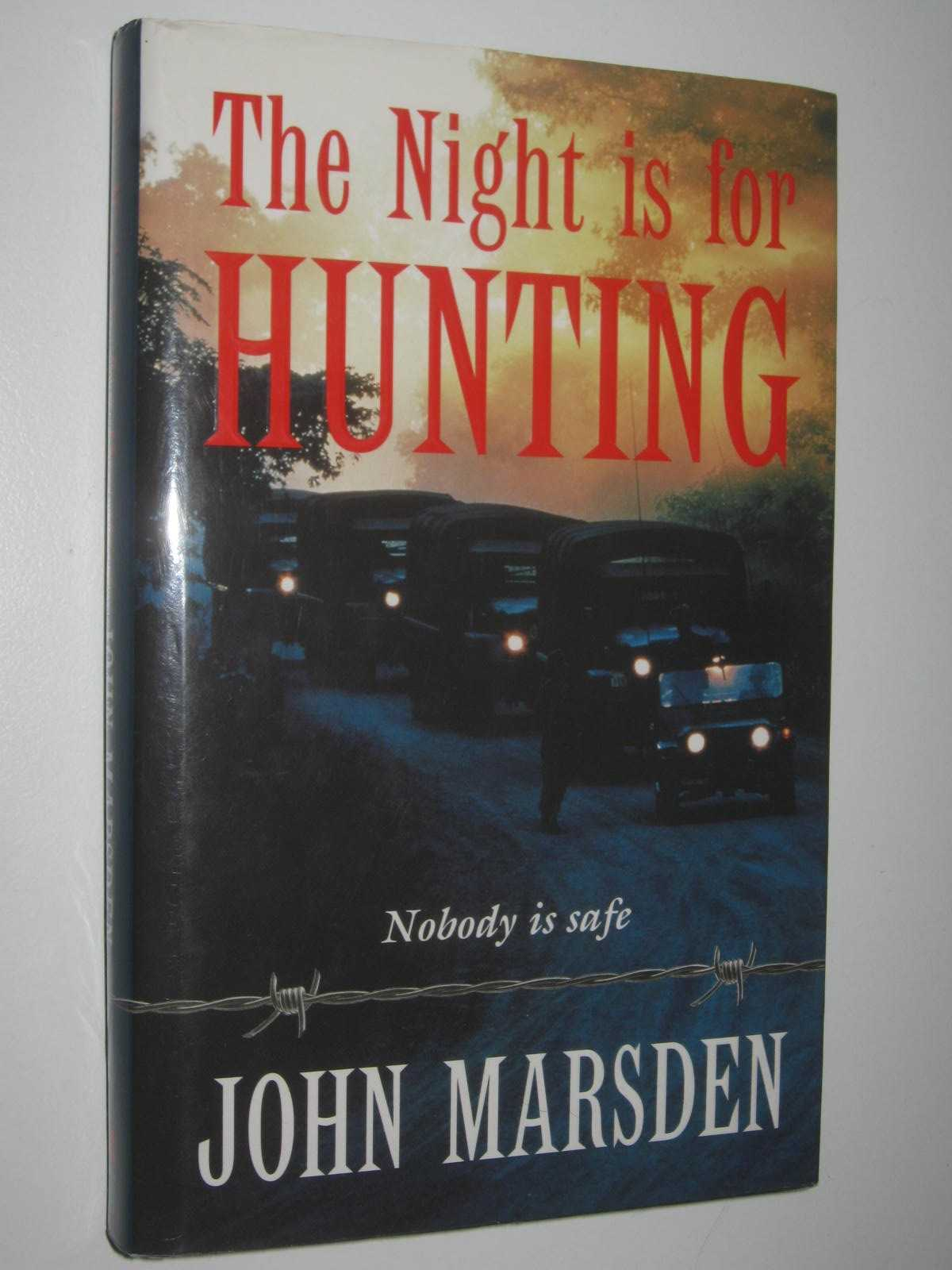 Image for The Night is for Hunting - Tomorrow Series #6