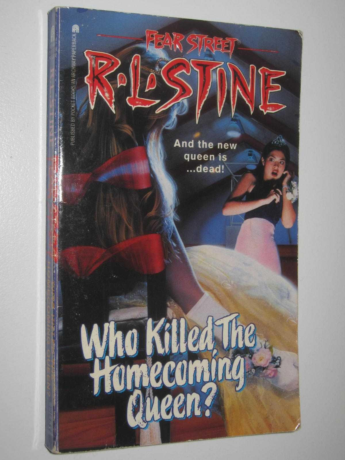 Image for Who Killed the Homecoming Queen? - Fear Street Series #48