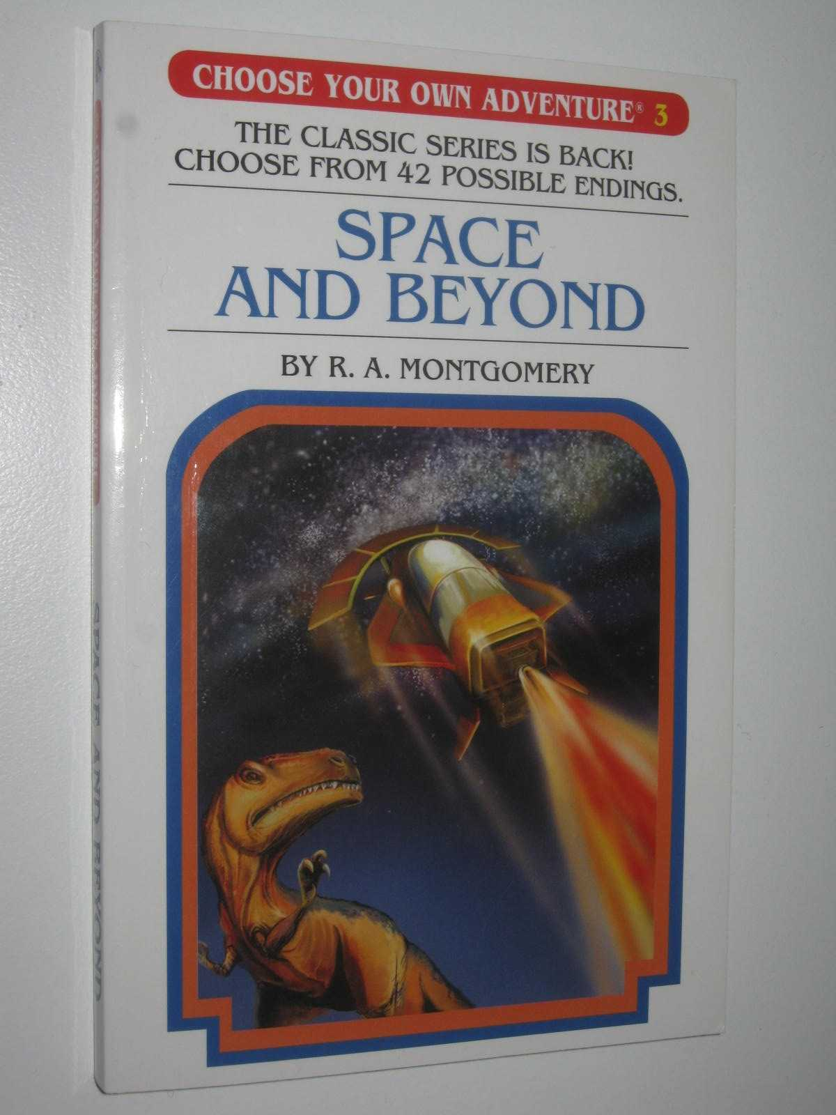 Image for Space and Beyond - Choose Your Own Adventure Series #3