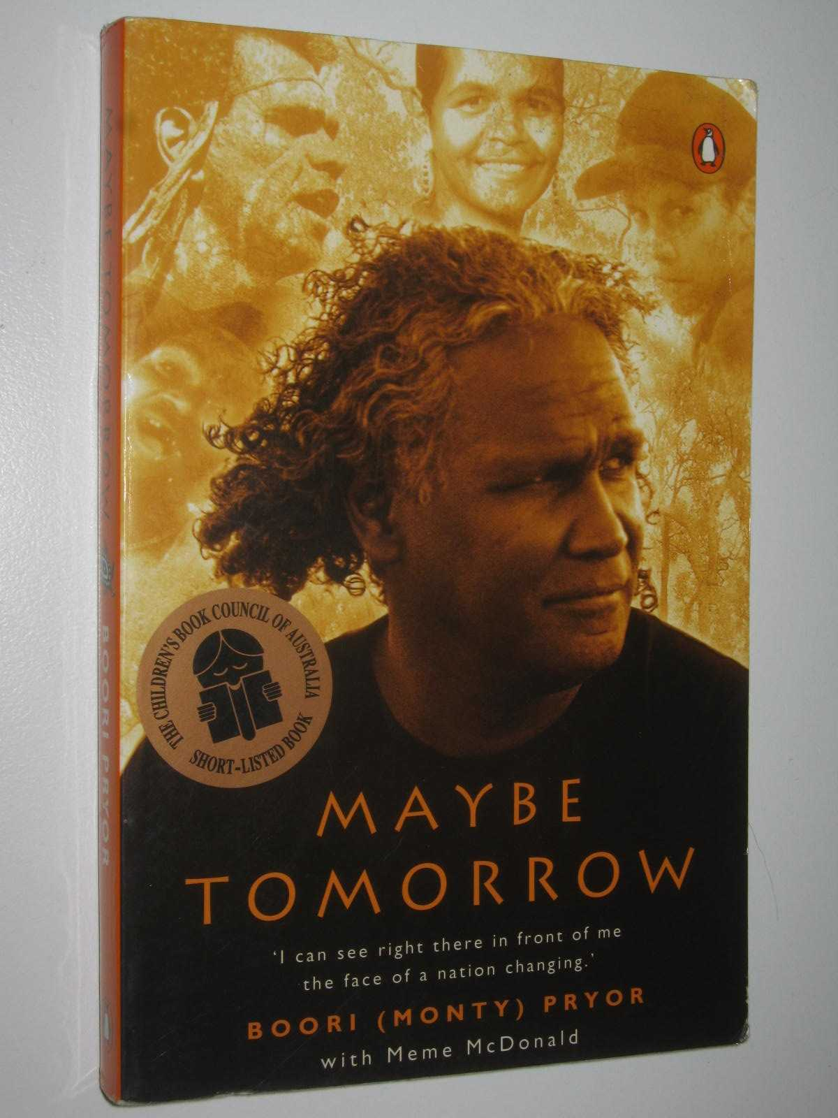 Image for Maybe Tomorrow
