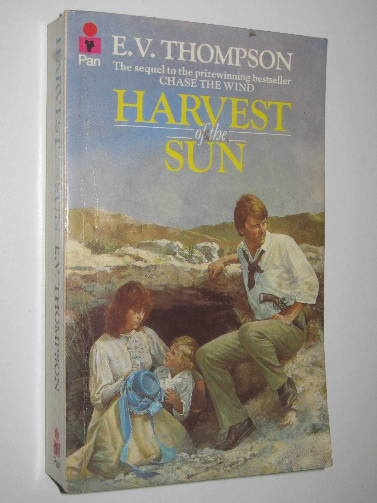 Image for Harvest of the Sun - The Retallick Saga #3