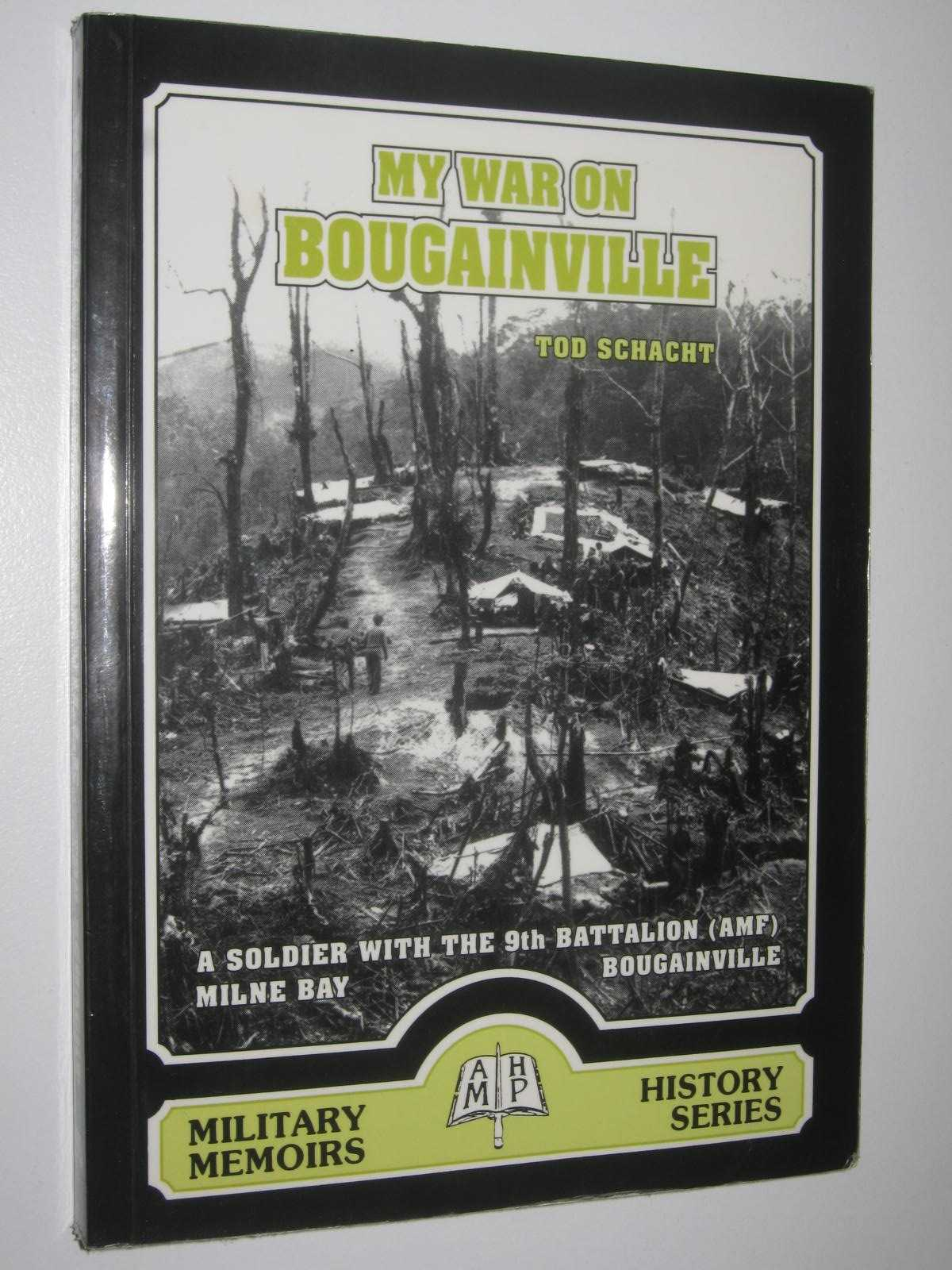 Image for My War on Bougainville : War Under the Southern Cross
