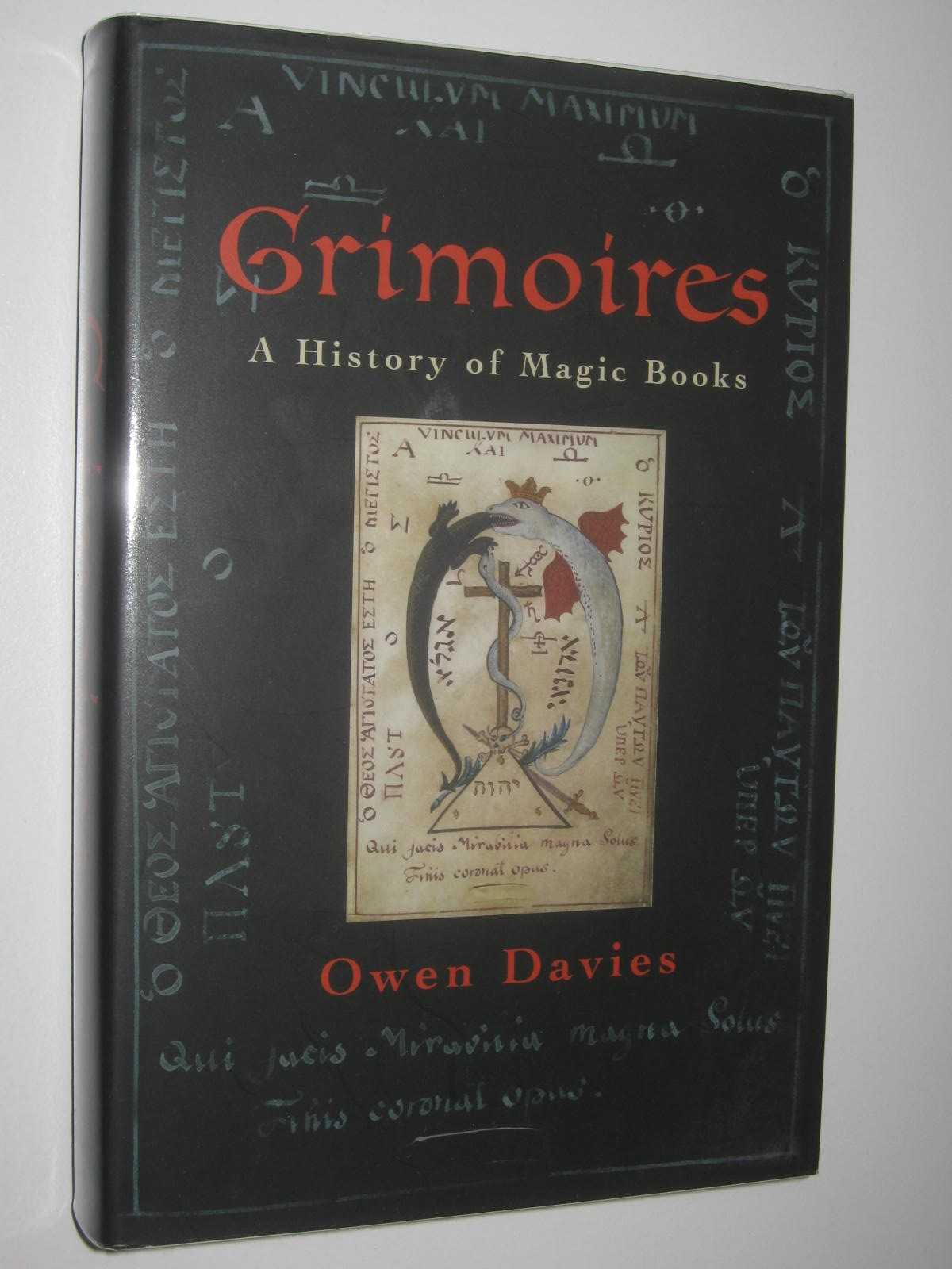 Image for Grimoires : A History of Magic Books
