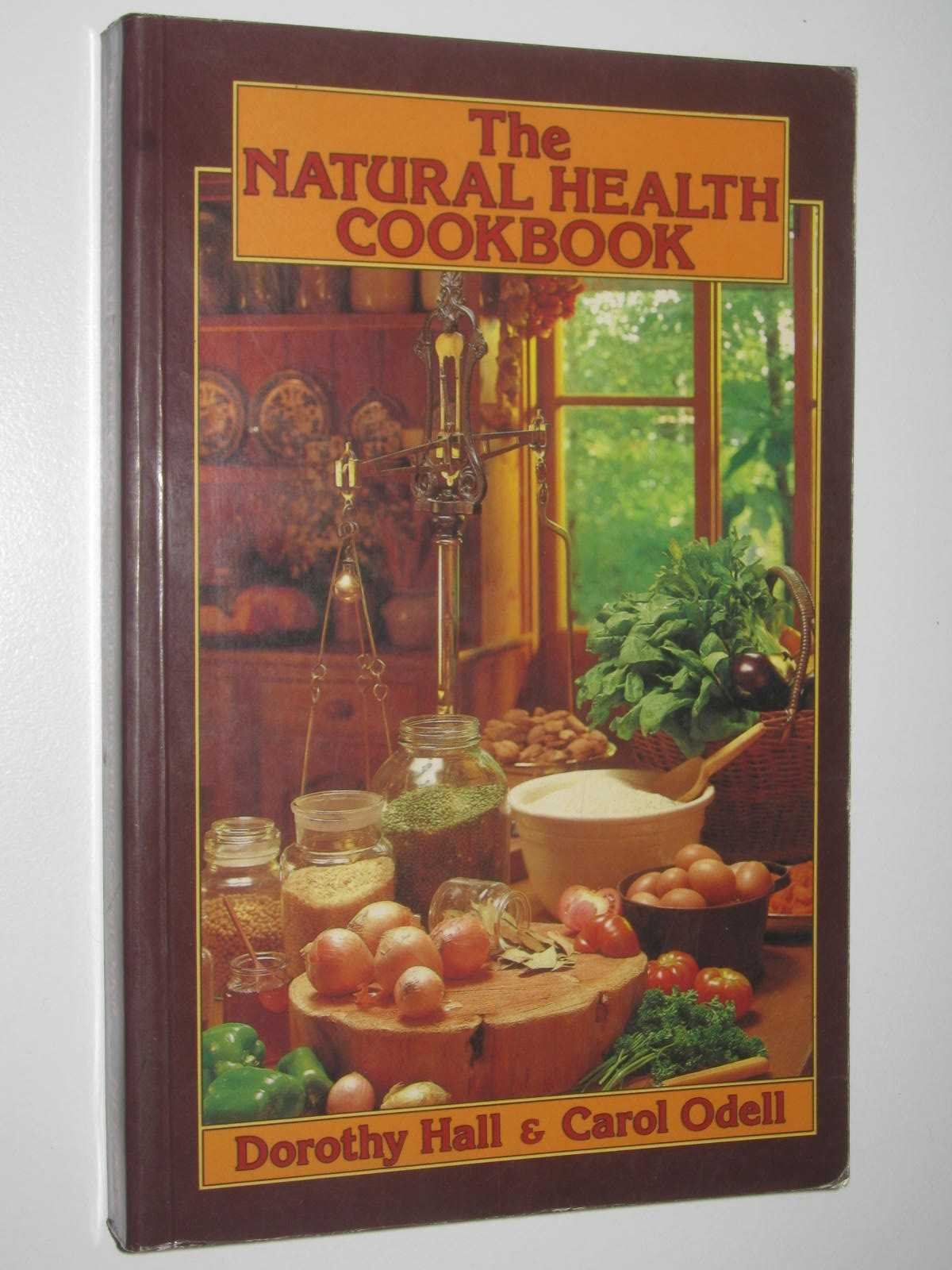 Image for The Natural Health Cookbook