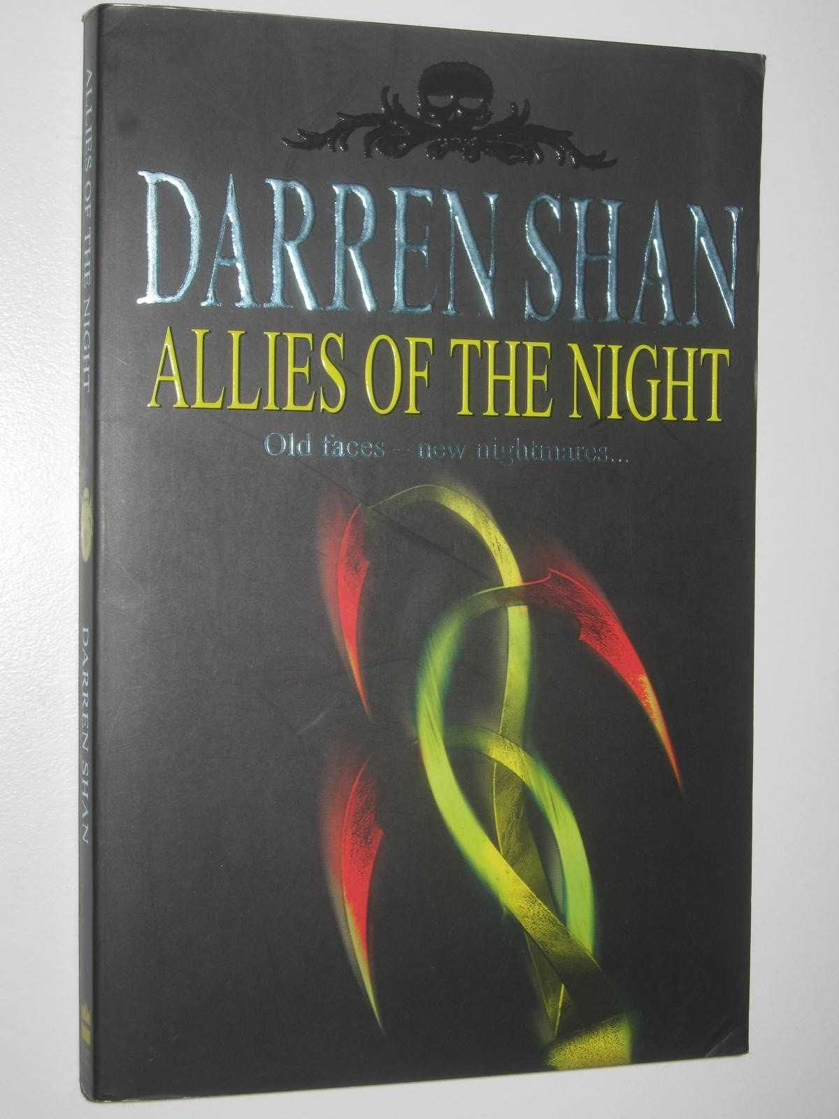 Image for Allies of the Night - The Saga of Darren Shan Series #8