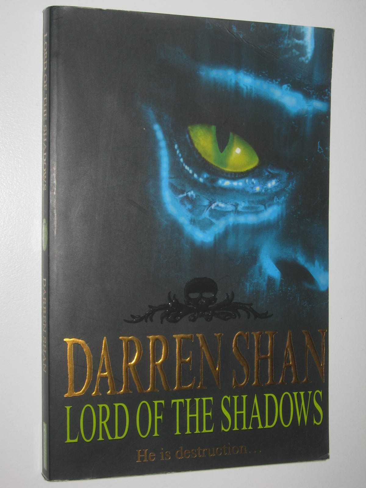 Image for Lord of the Shadows - The Saga of Darren Shan Series #11