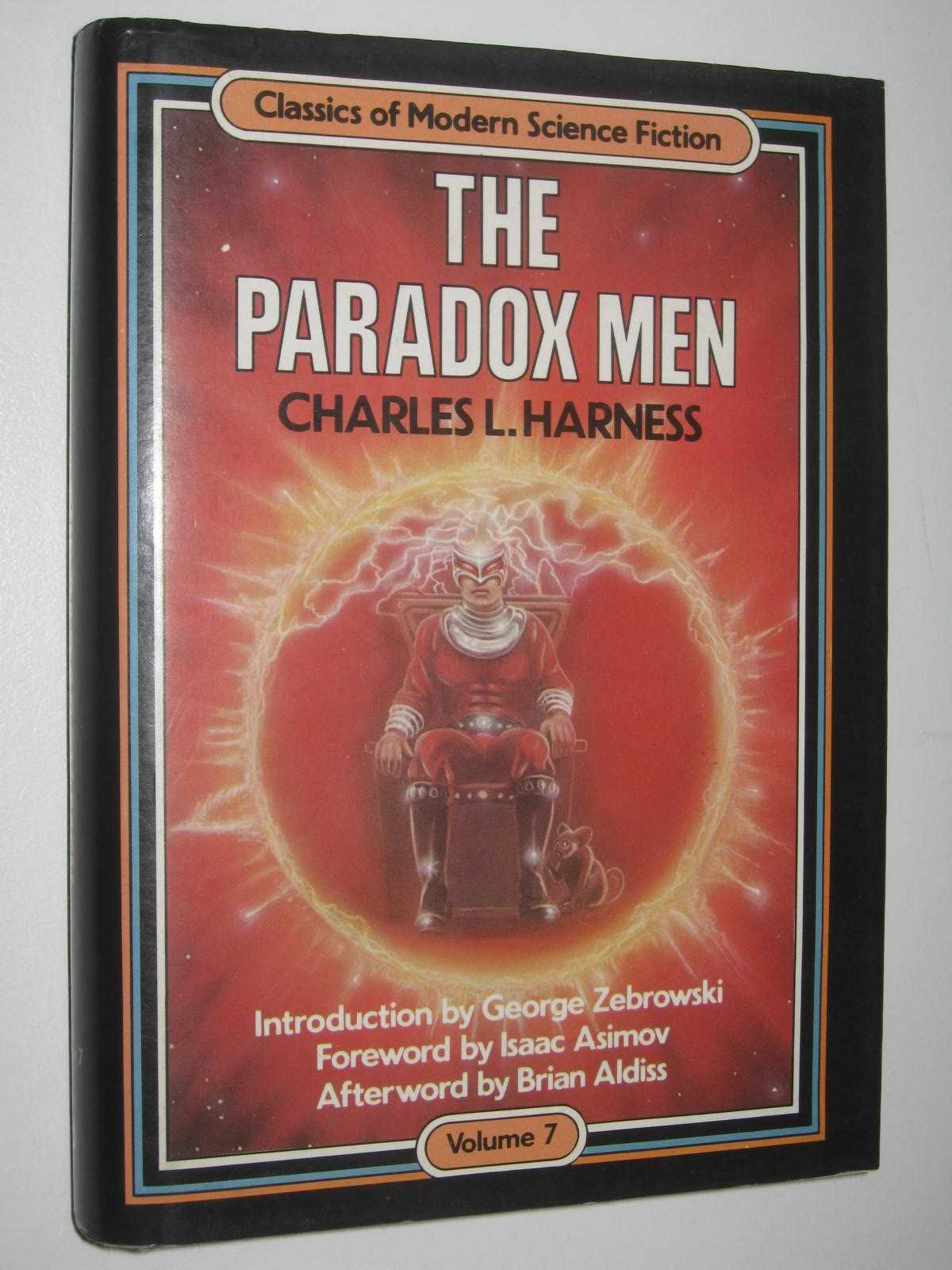 Image for The Paradox Men - Classics of Modern Science Fiction Series #7