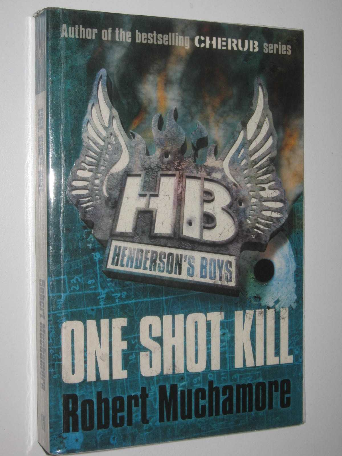 Image for One Shot Kill - Cherub Series #6