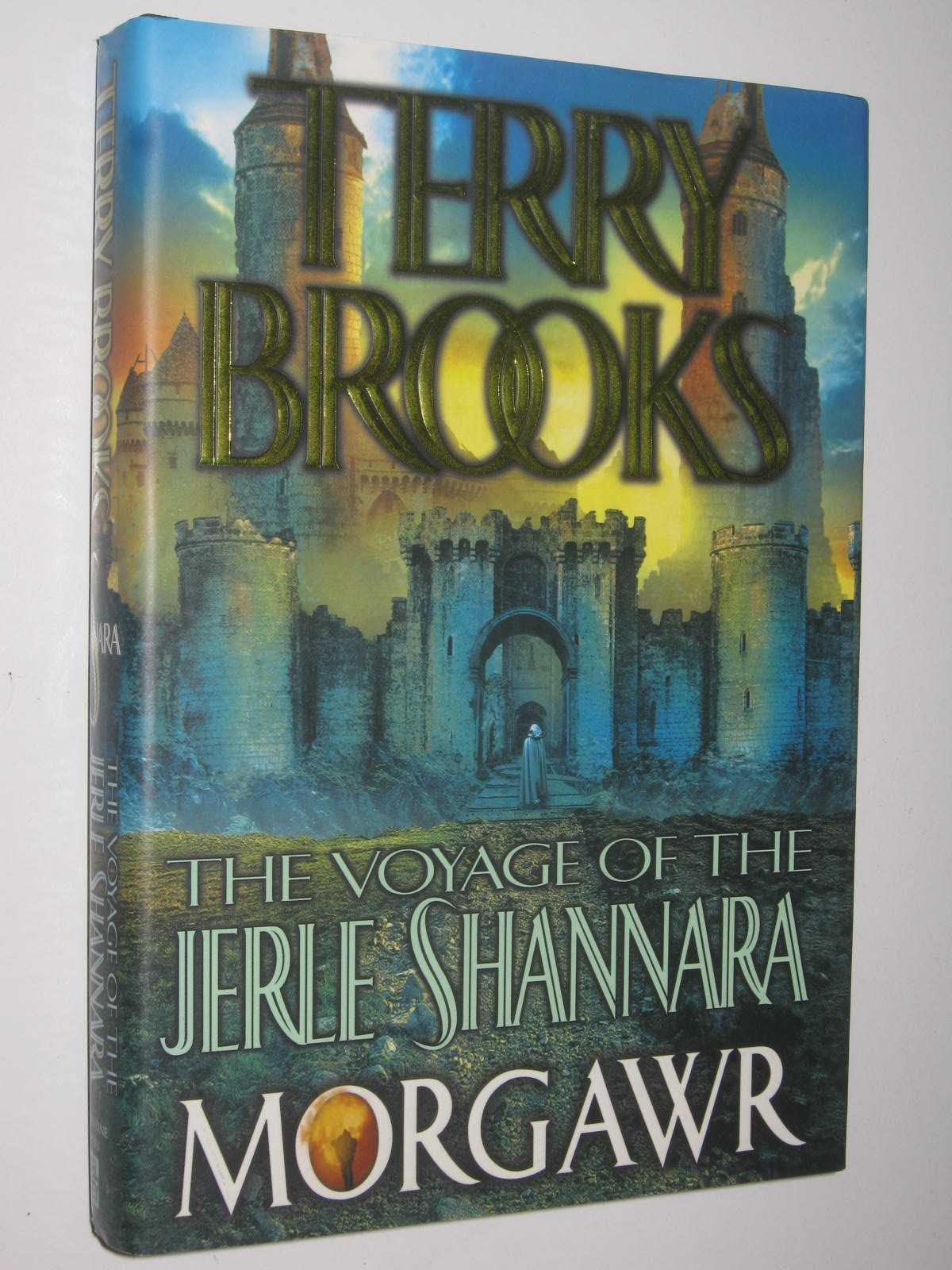 Image for Morgawr - Voyage of the Jerle Shannara Series #3