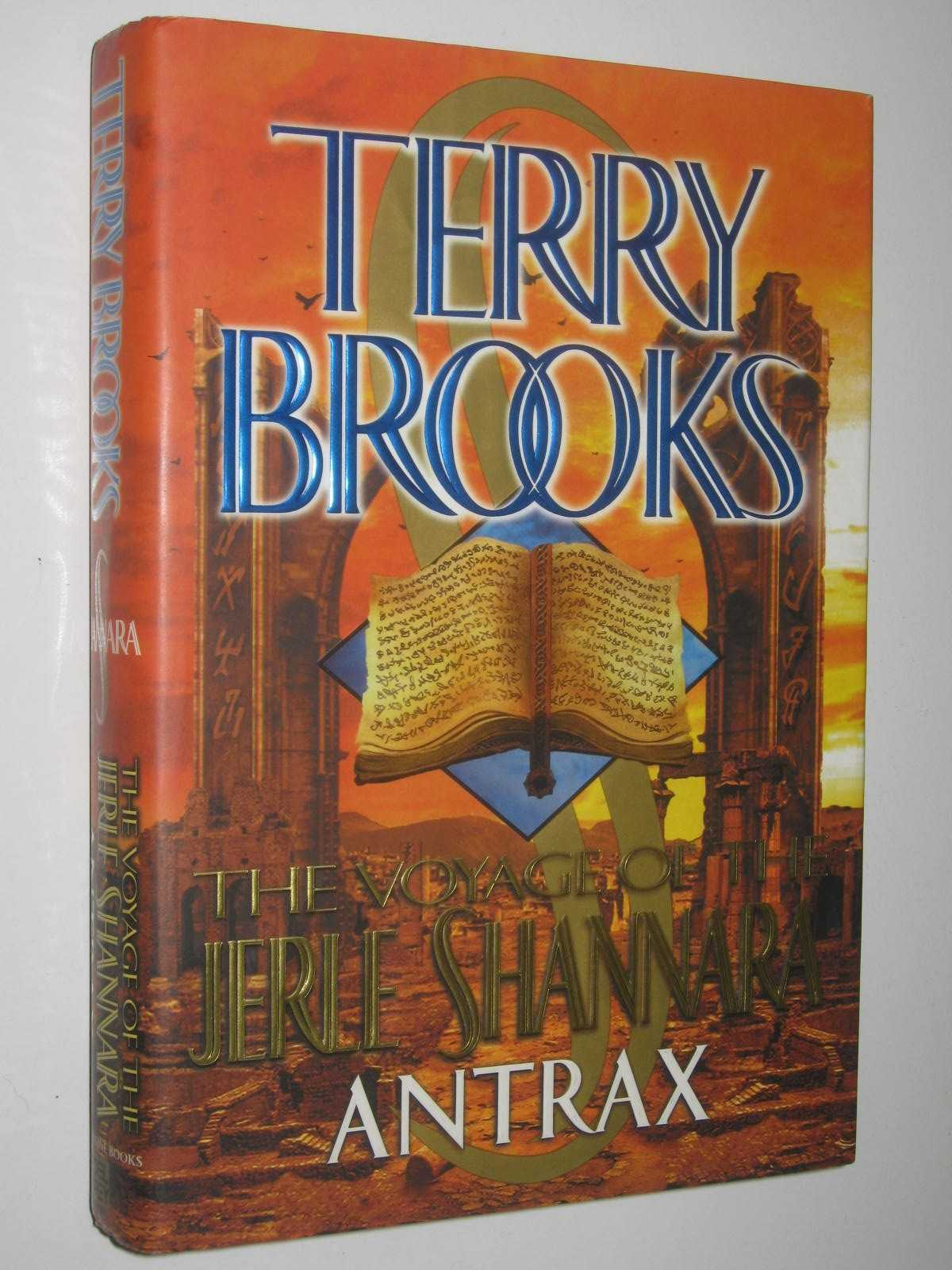 Image for Antrax - Voyage of the Jerle Shannara Series #2