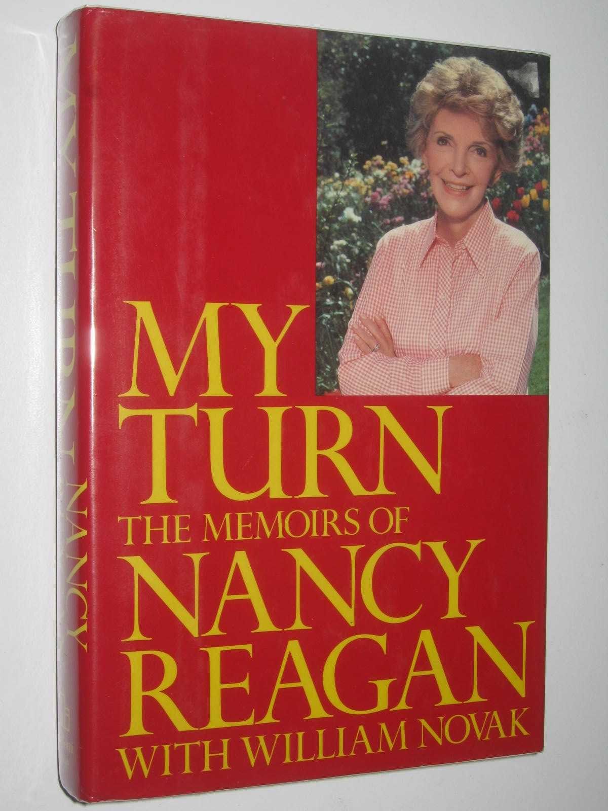 Image for My Turn : The Memoirs of Nancy Reagan