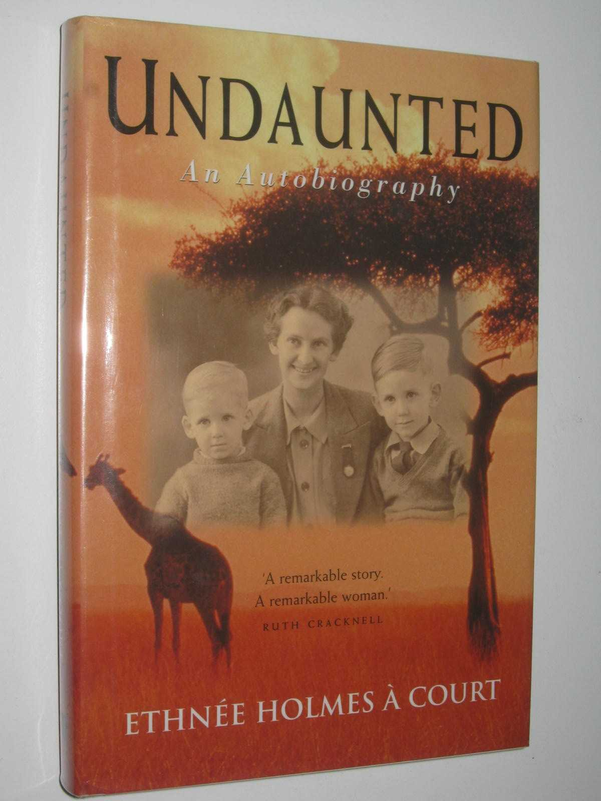 Image for Undaunted: An Autobiography