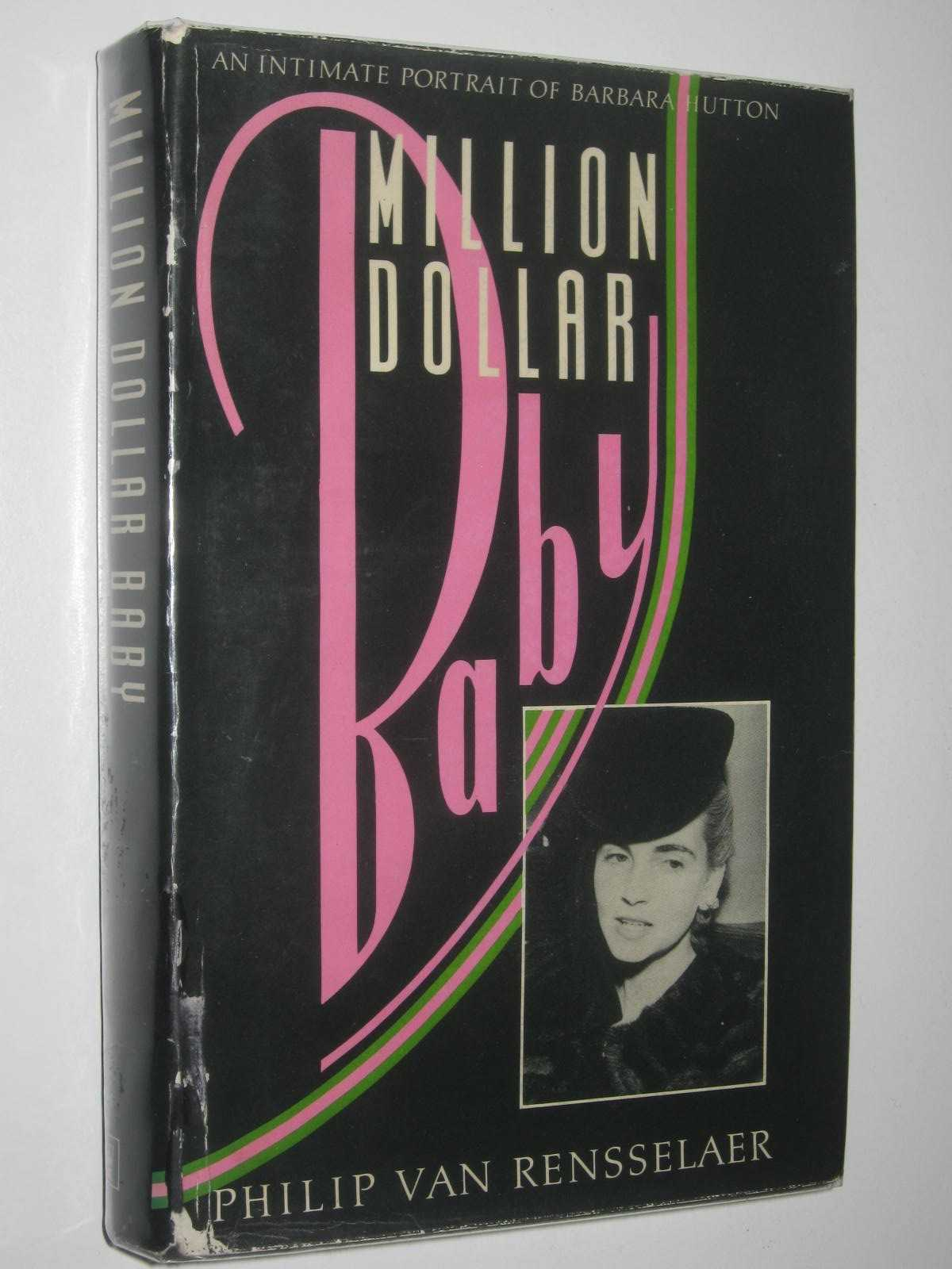Image for Million Dollar Baby : An Intimate Portrait of Barbara Hutton