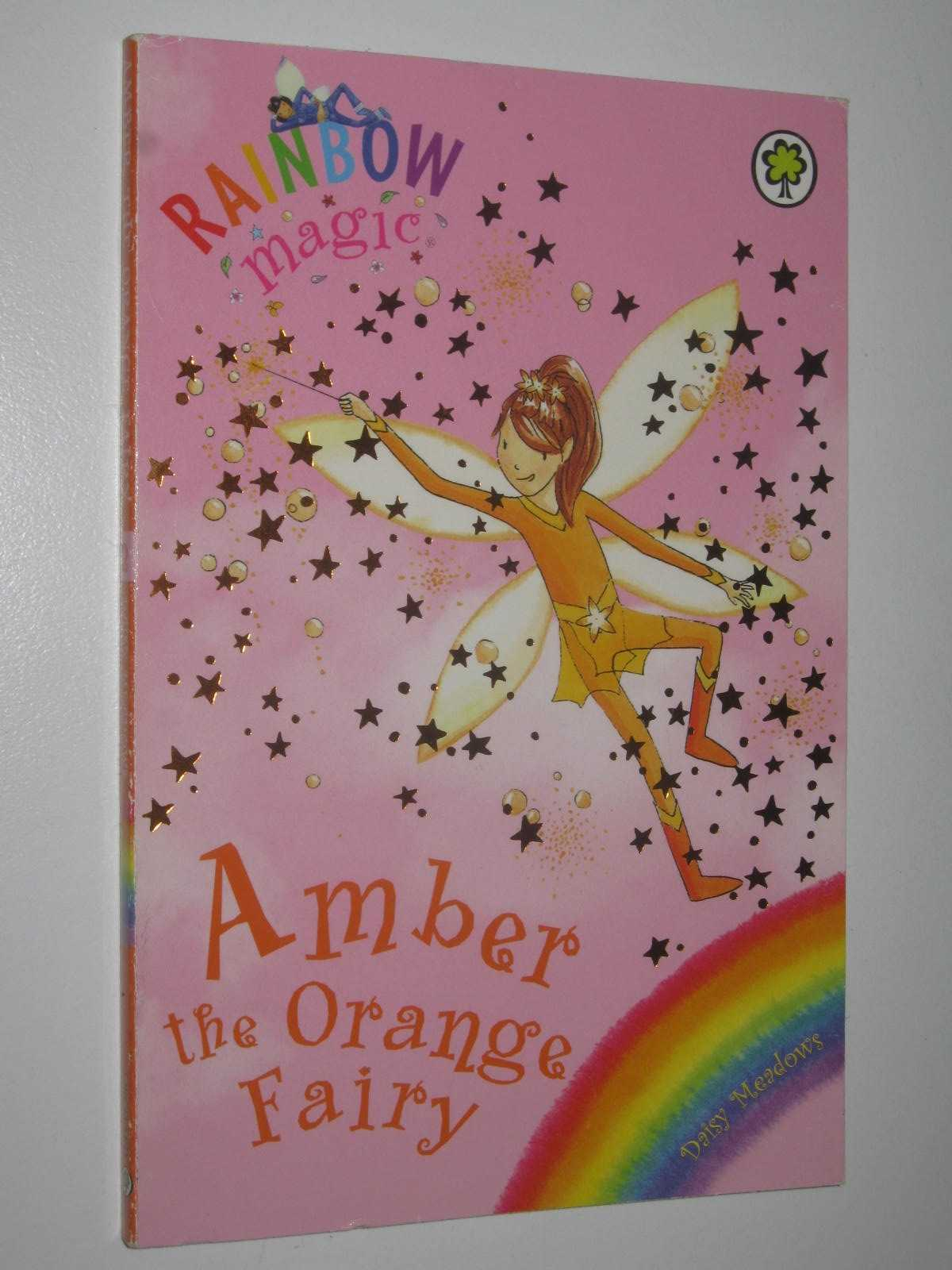 Image for Amber the Orange Fairy - Rainbow Magic Series #2
