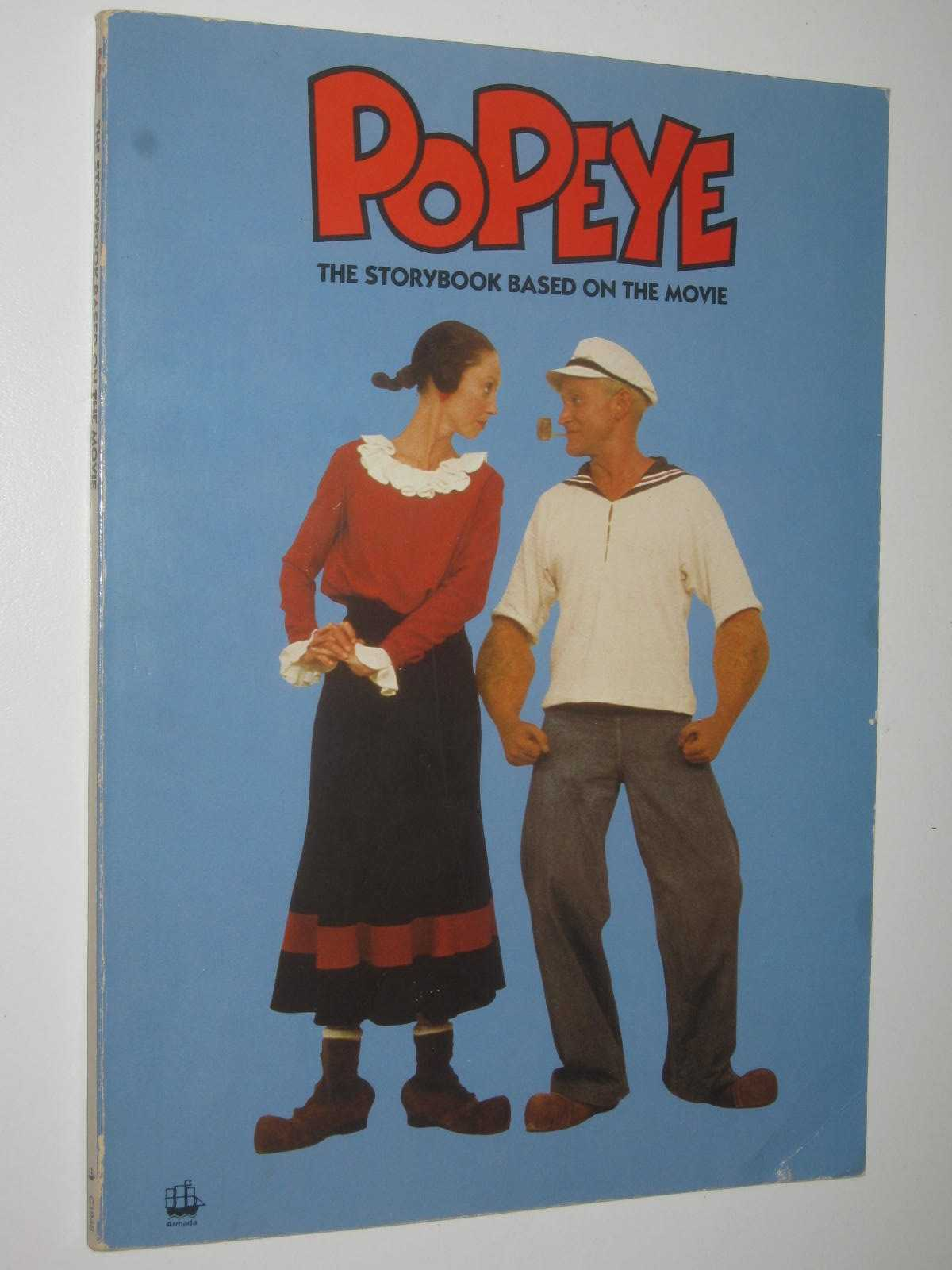 Image for Popeye : The Storybook Based on the Movie