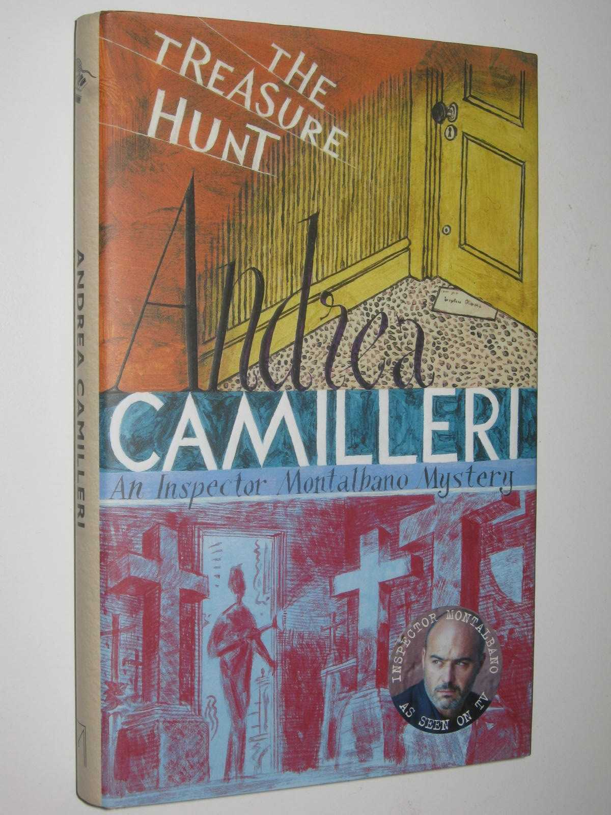 Image for The Treasure Hunt - Inspector Montalbano Series #16